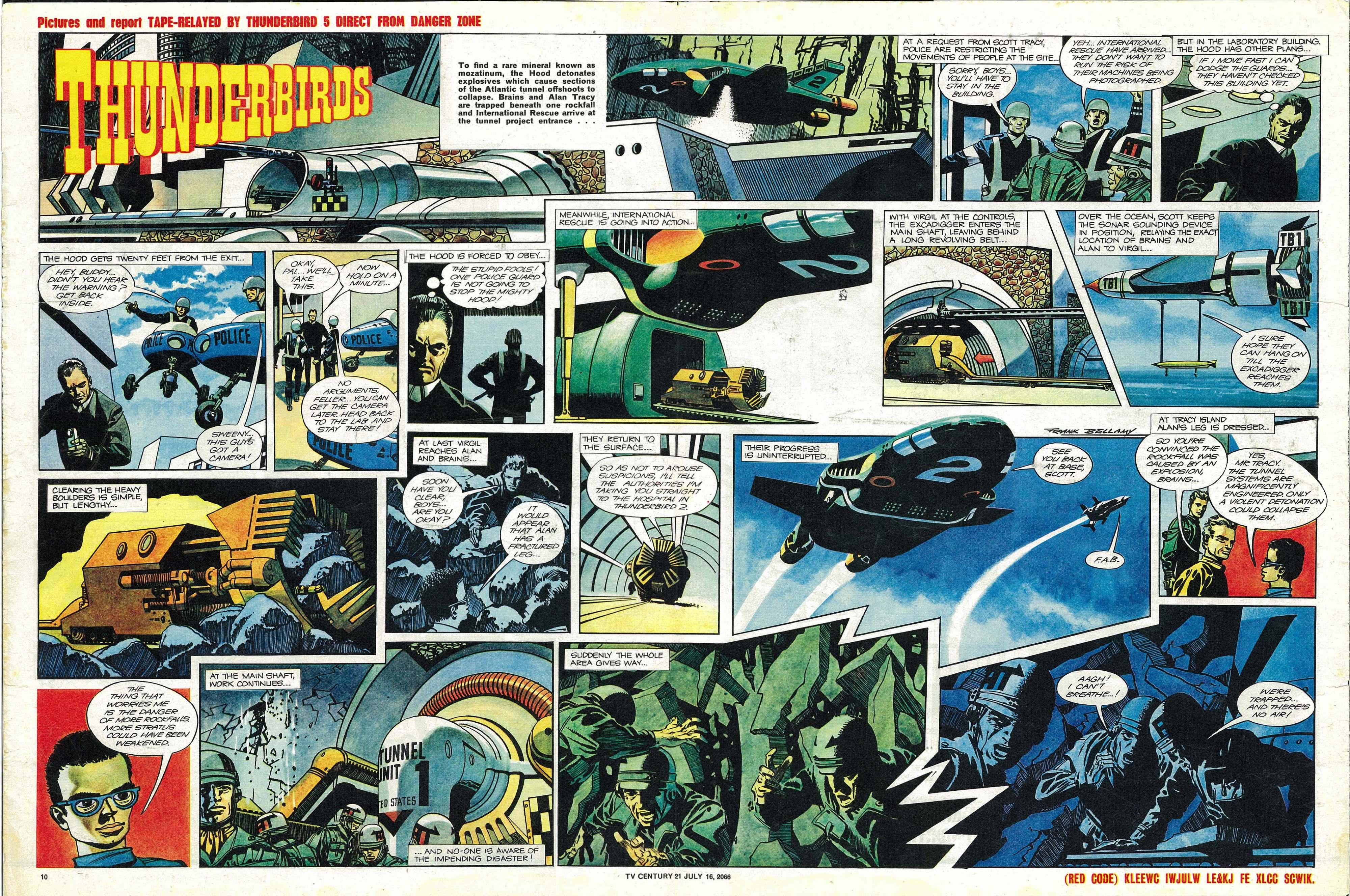 Read online TV Century 21 (TV 21) comic -  Issue #78 - 10