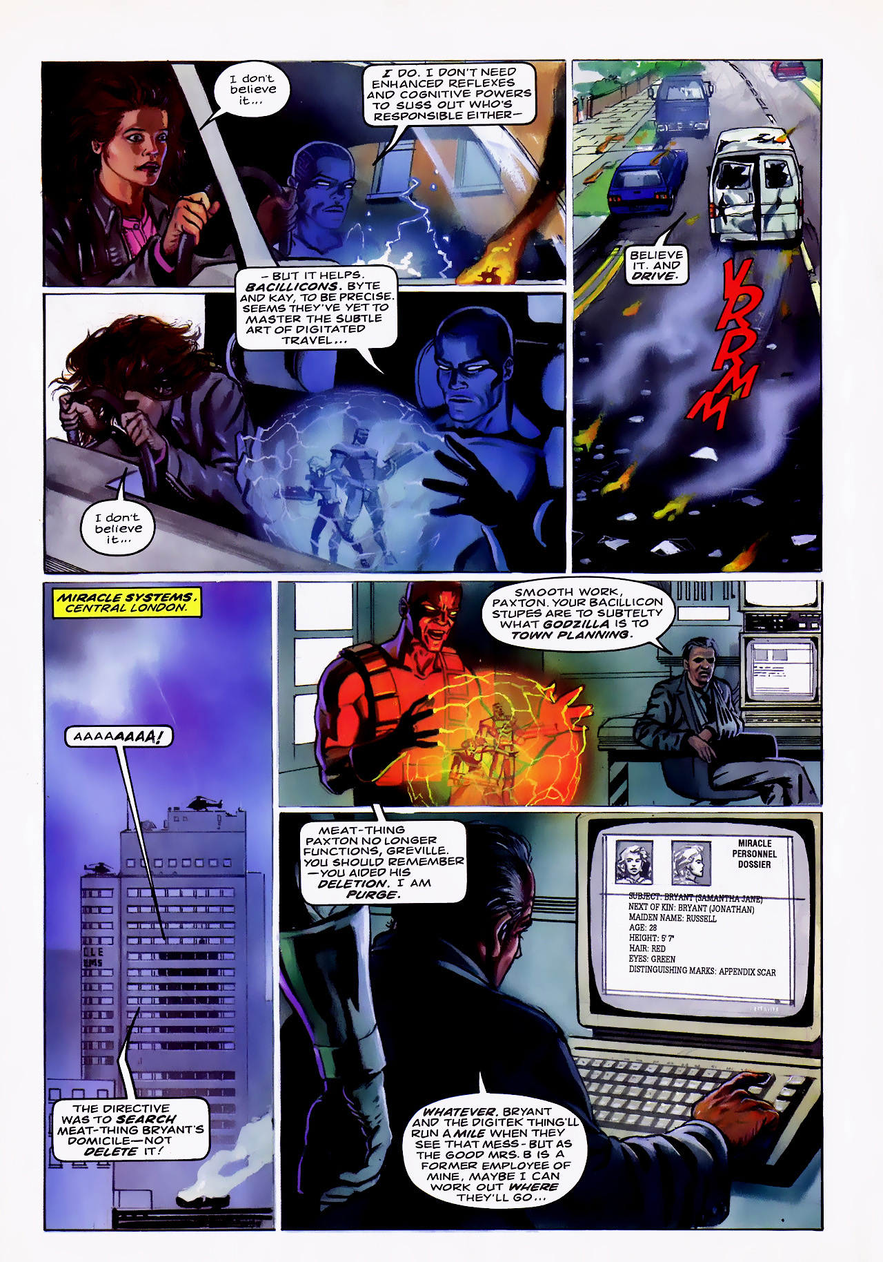 Read online Overkill comic -  Issue #13 - 16