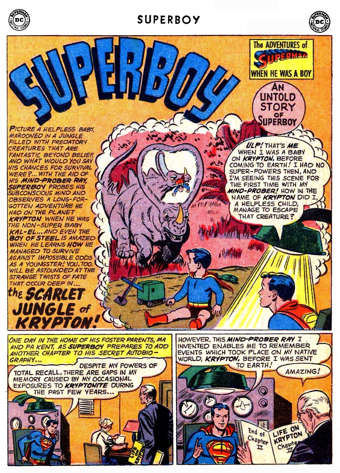 Superboy (1949) issue 87 - Page 19