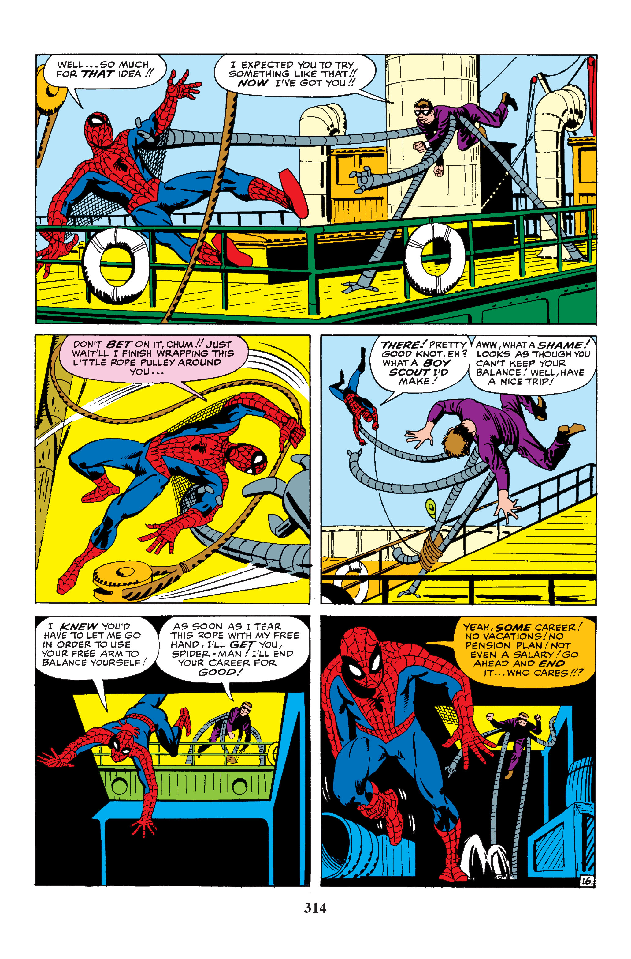 The Amazing Spider-Man (1963) 11 Page 16