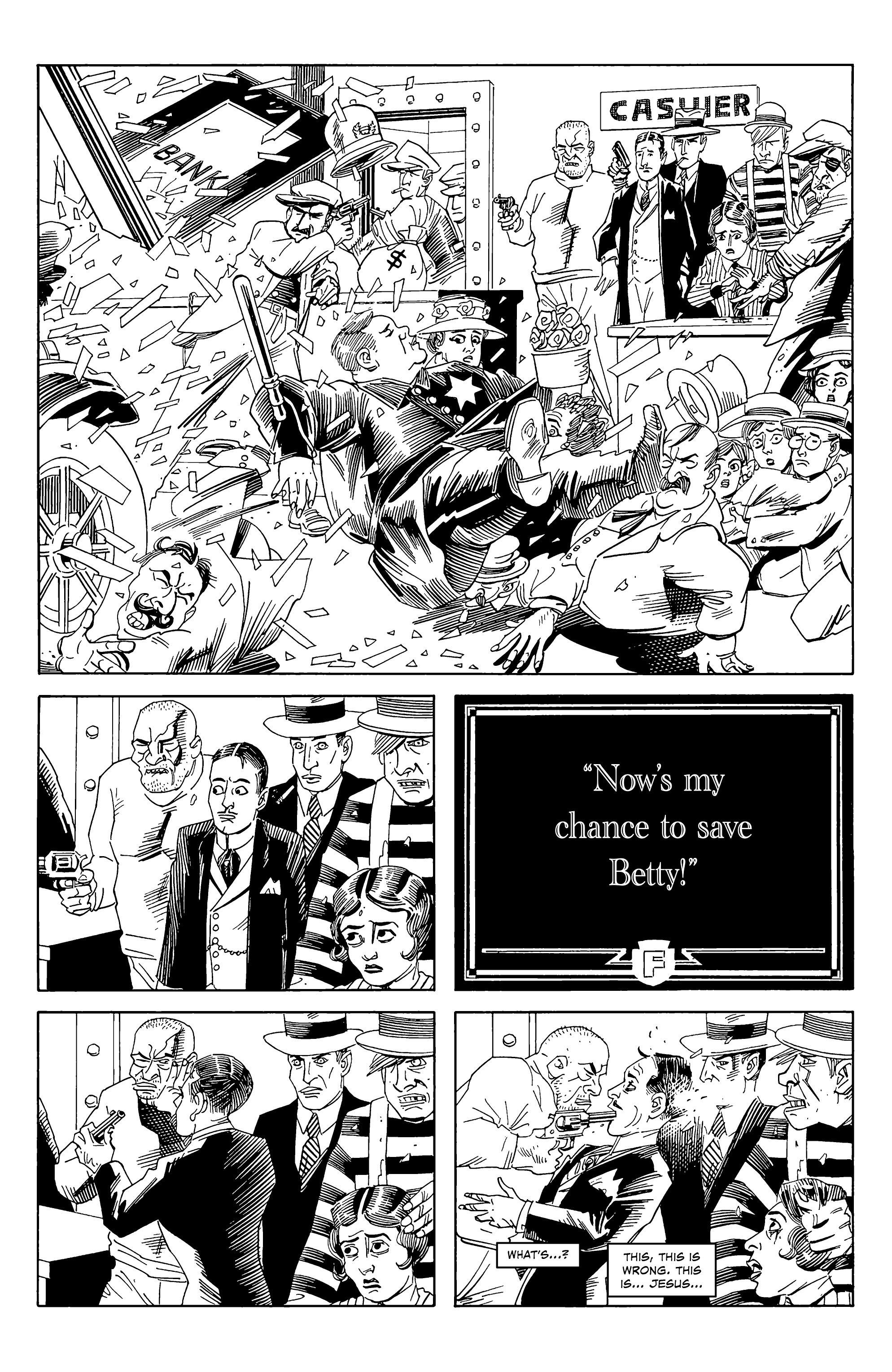 Read online Alan Moore's Cinema Purgatorio comic -  Issue #1 - 8