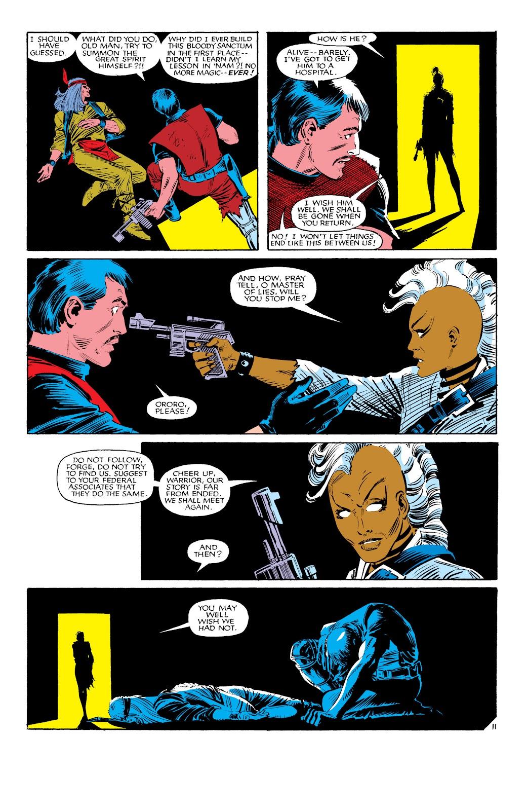 Uncanny X-Men (1963) issue 188 - Page 12