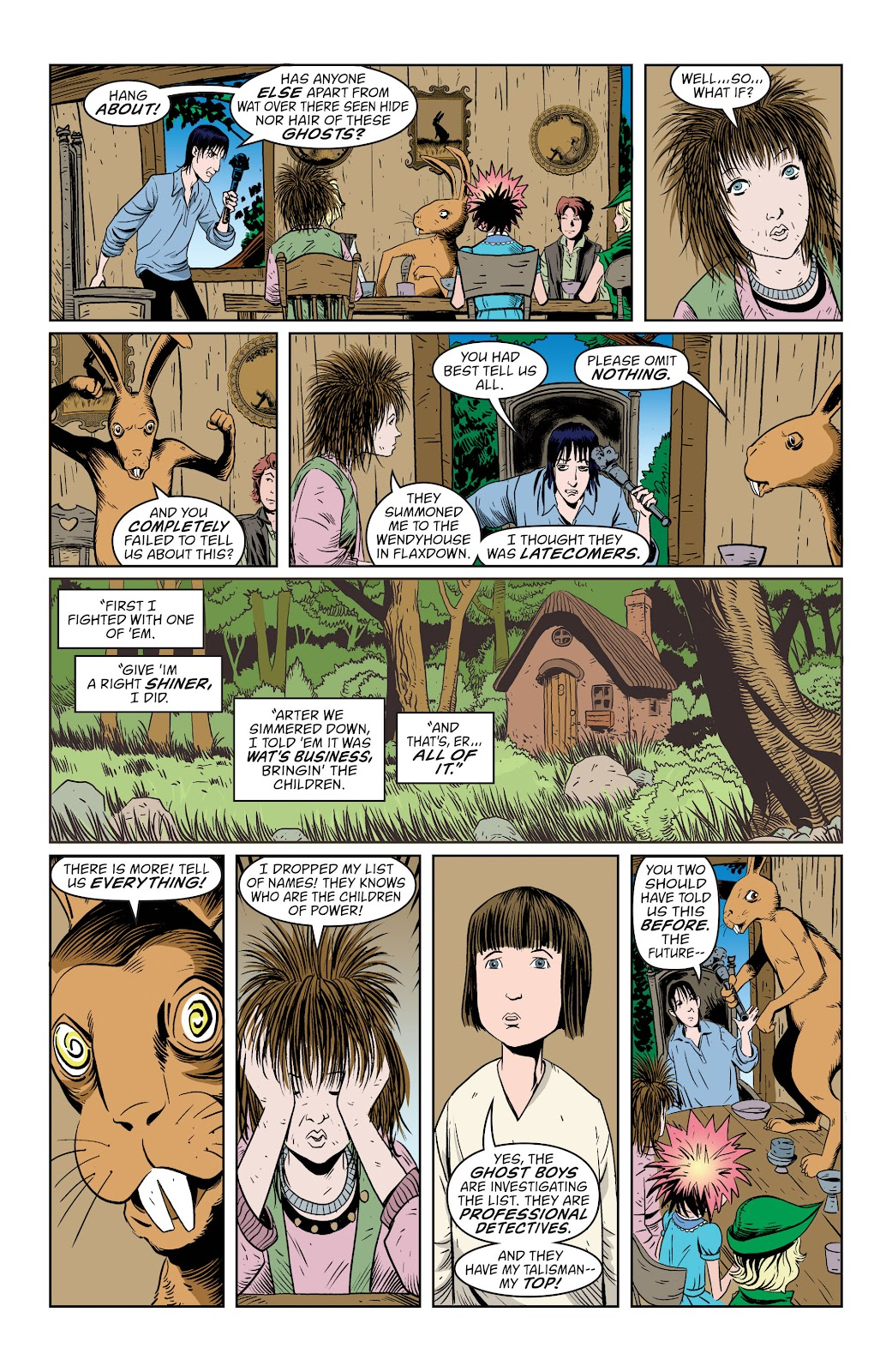 Read online The Children's Crusade comic -  Issue # _TPB (Part 1) - 64