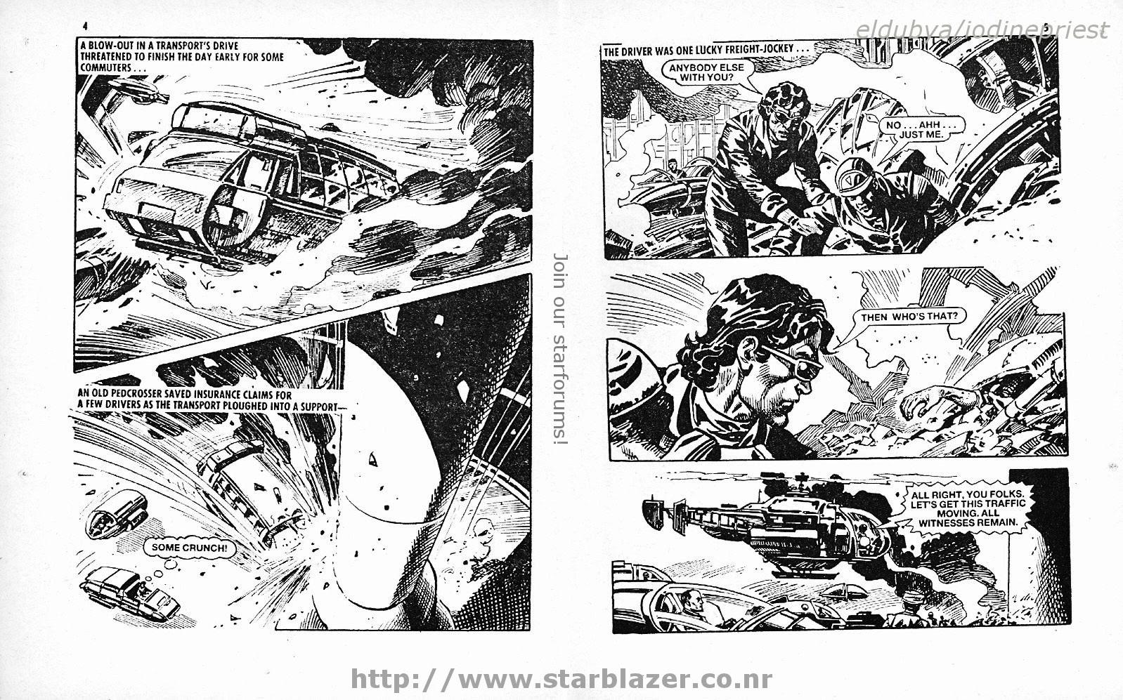 Starblazer issue 199 - Page 4