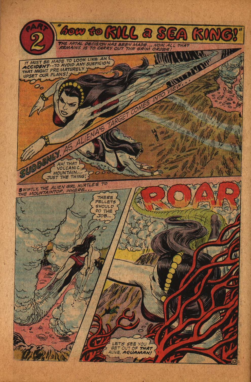 Read online Aquaman (1962) comic -  Issue #39 - 16