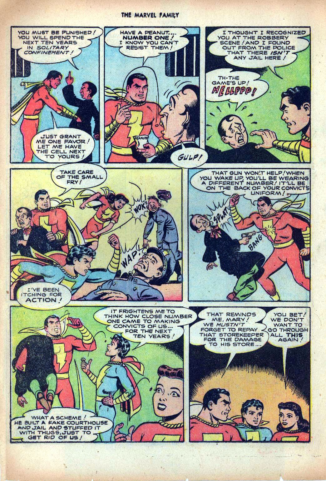 The Marvel Family issue 25 - Page 12
