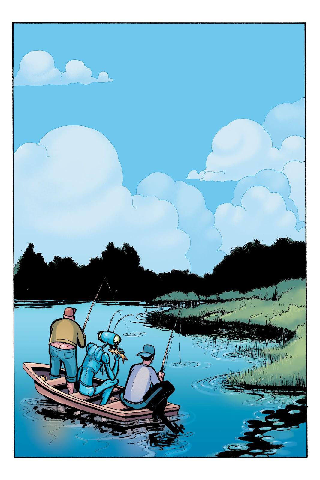 Read online Creature Tech (2019) comic -  Issue # TPB (Part 2) - 10