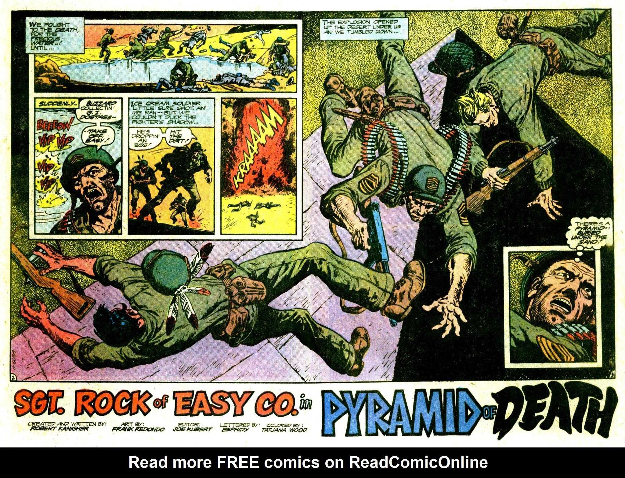 Read online Sgt. Rock comic -  Issue #332 - 4