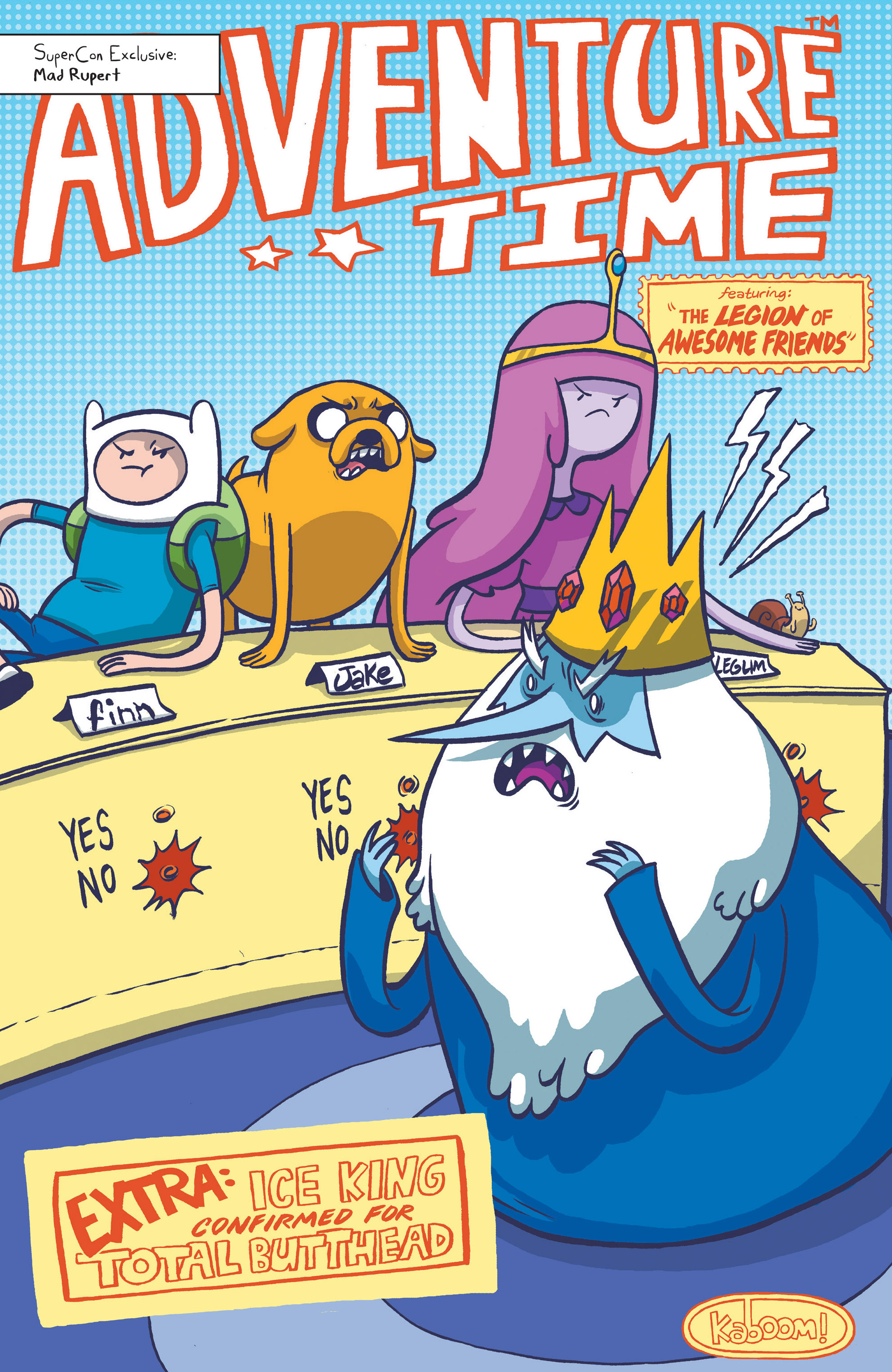 Read online Adventure Time comic -  Issue #Adventure Time _TPB 4 - 111