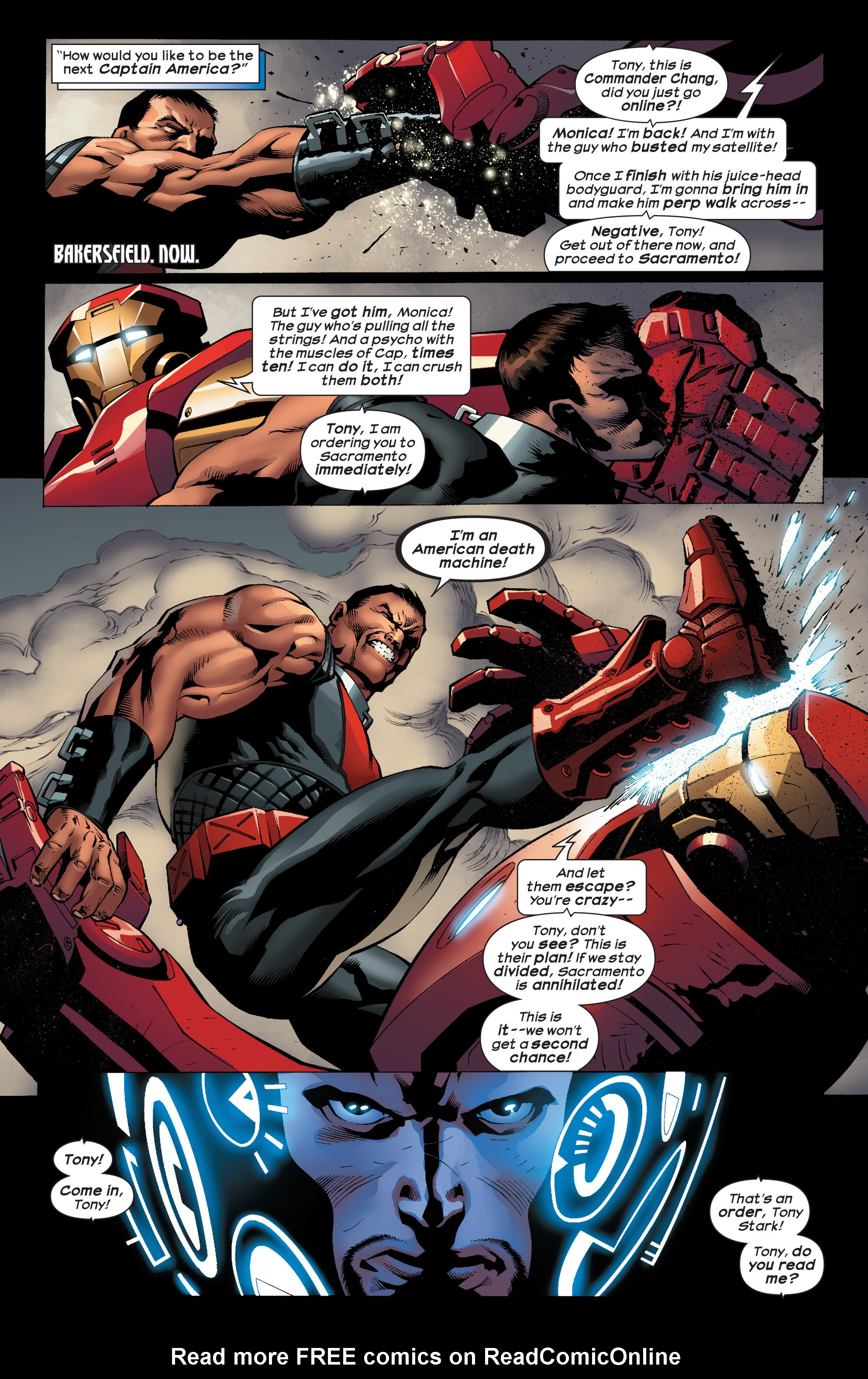 Read online Ultimate Comics Ultimates comic -  Issue #24 - 13
