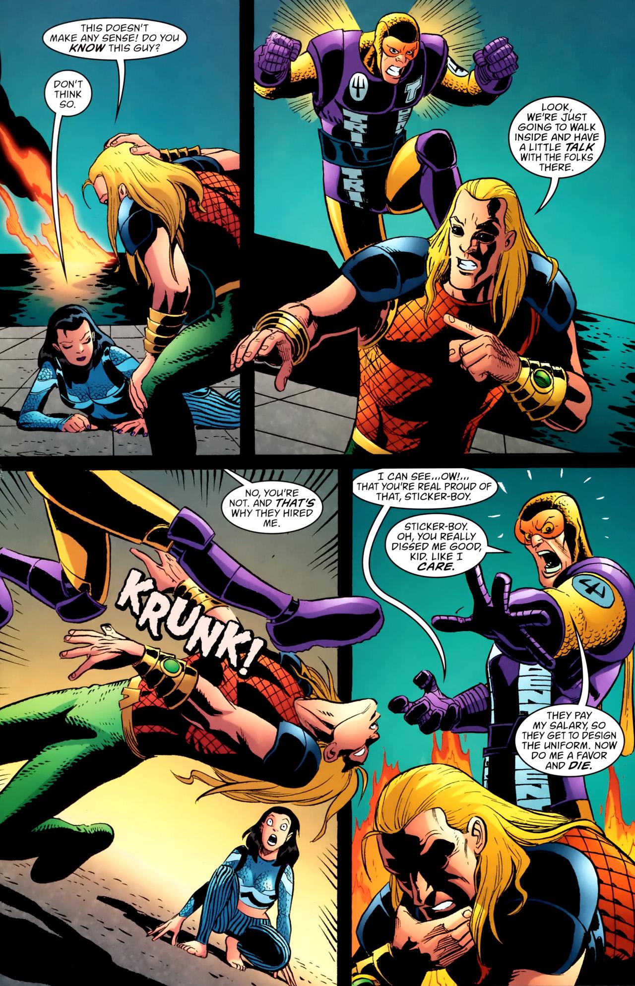 Read online Aquaman: Sword of Atlantis comic -  Issue #54 - 12