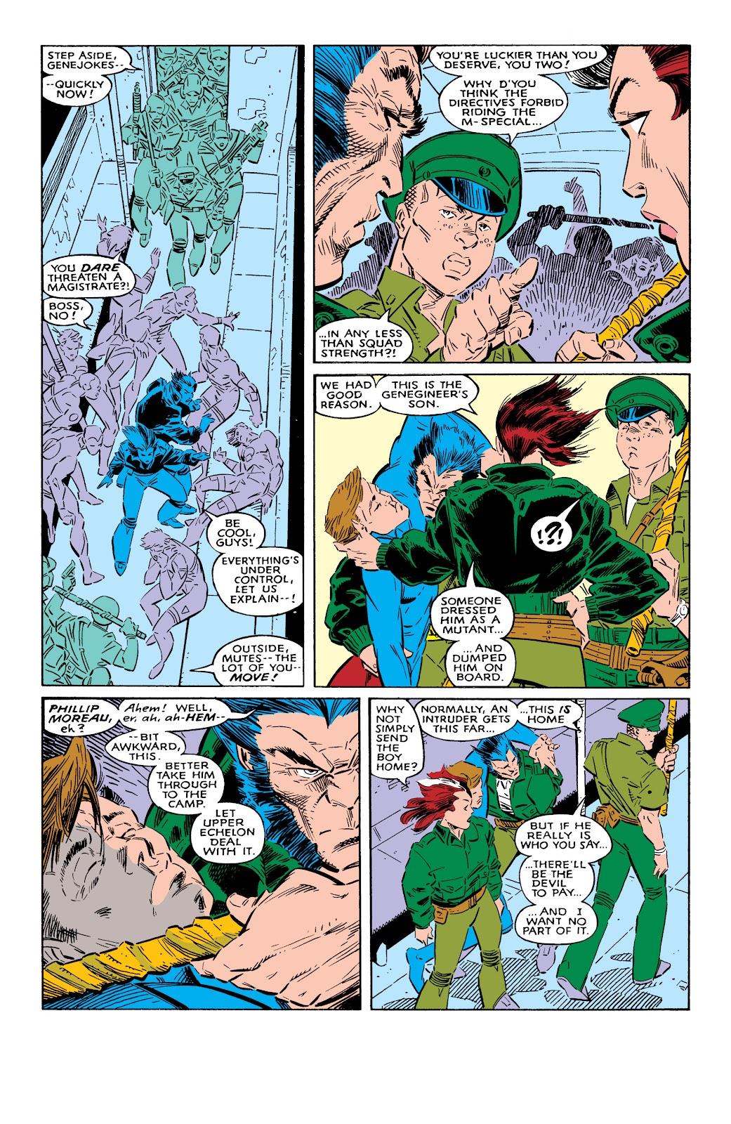 Uncanny X-Men (1963) issue 237 - Page 22