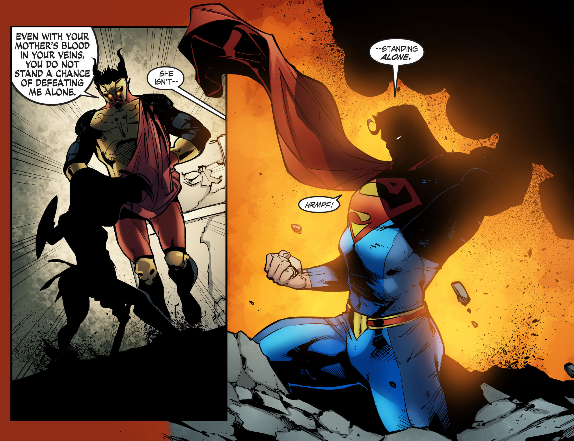 Read online Smallville: Season 11 comic -  Issue #68 - 9