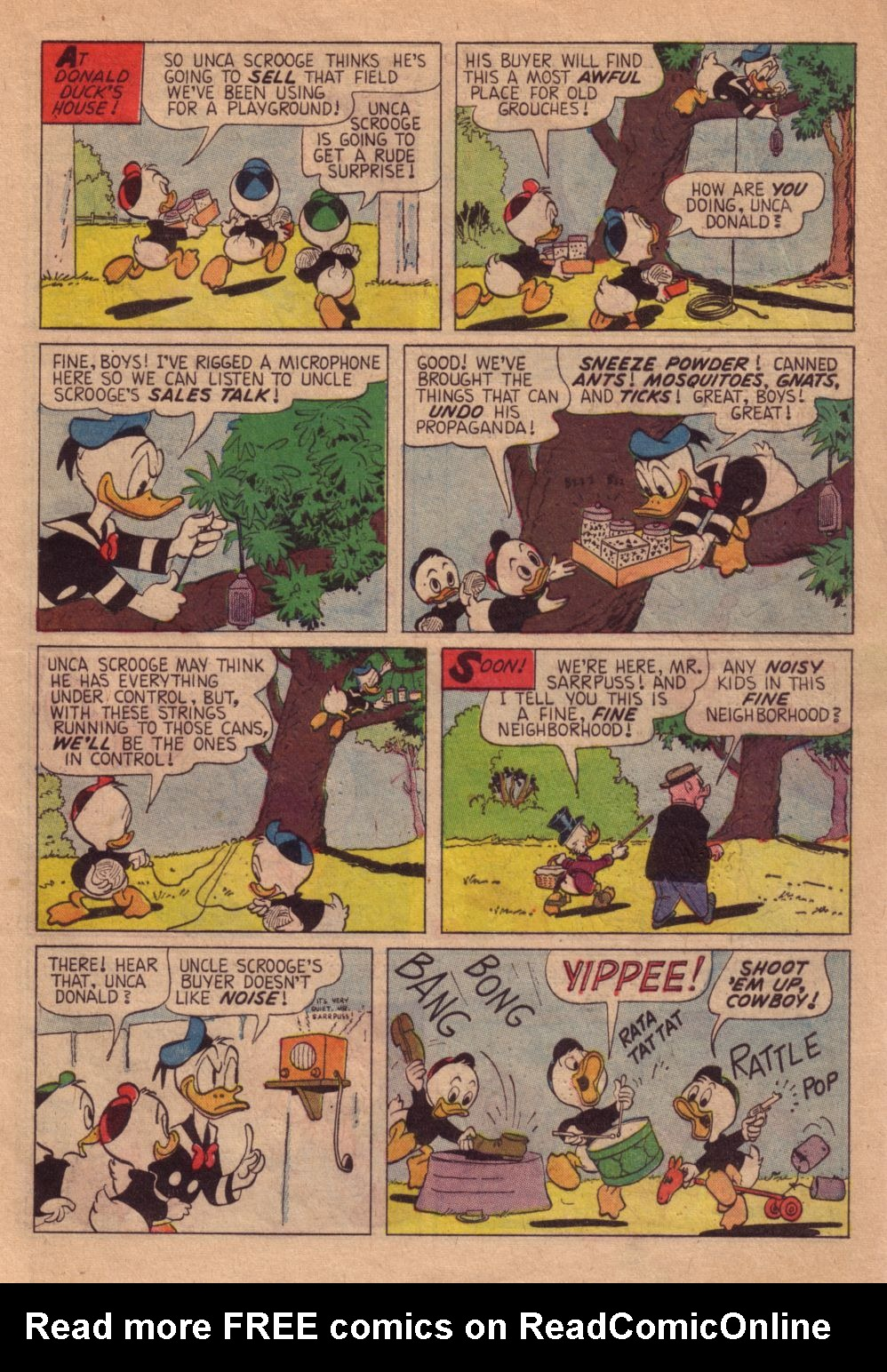 Read online Uncle Scrooge (1953) comic -  Issue #38 - 29