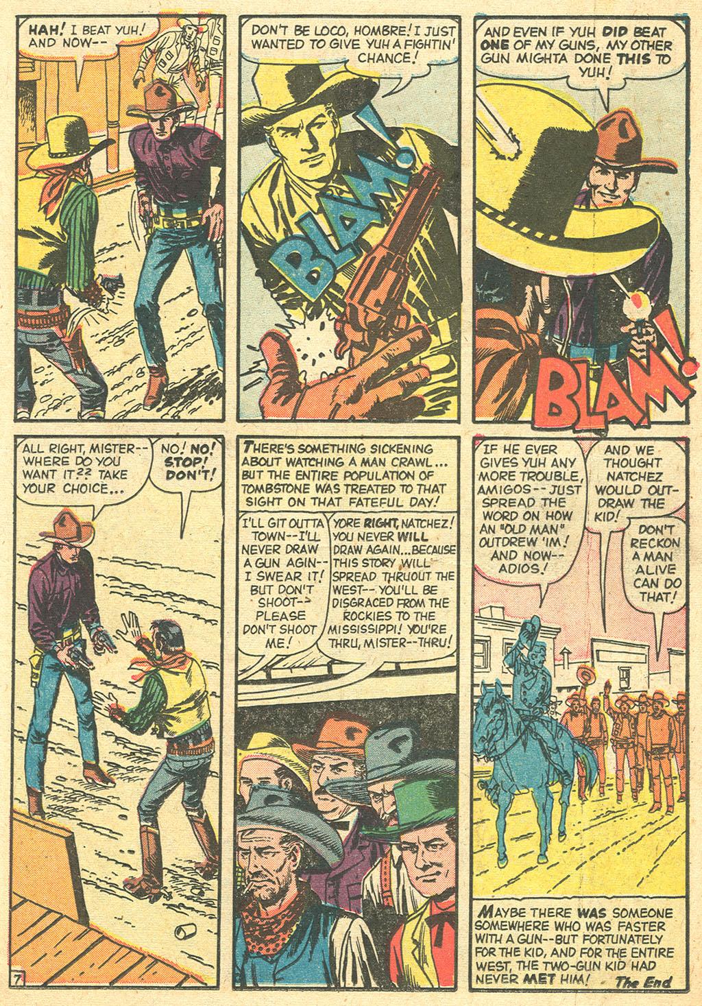 Read online Two-Gun Kid comic -  Issue #55 - 11