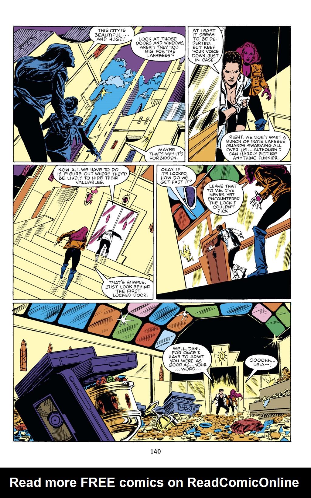 Read online Star Wars Omnibus comic -  Issue # Vol. 18 - 130