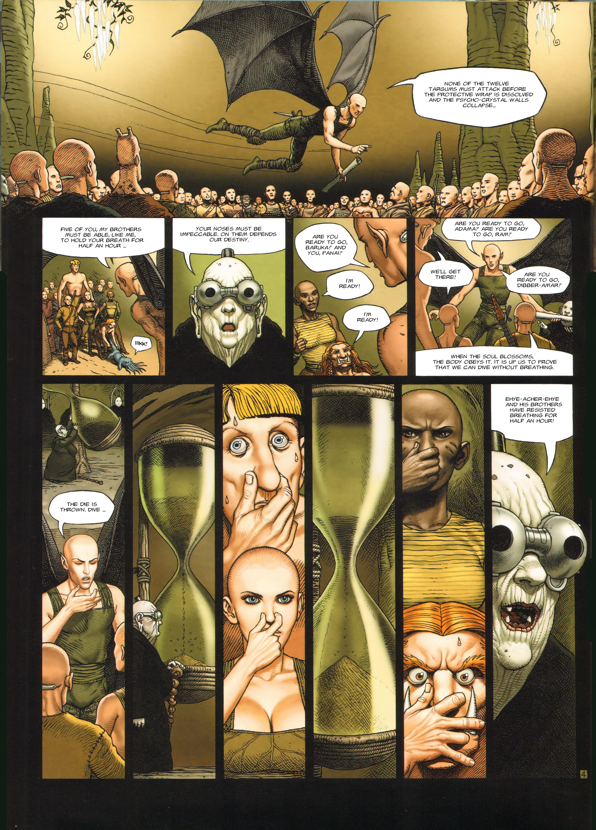 Read online Megalex (2014) comic -  Issue #3 - 7