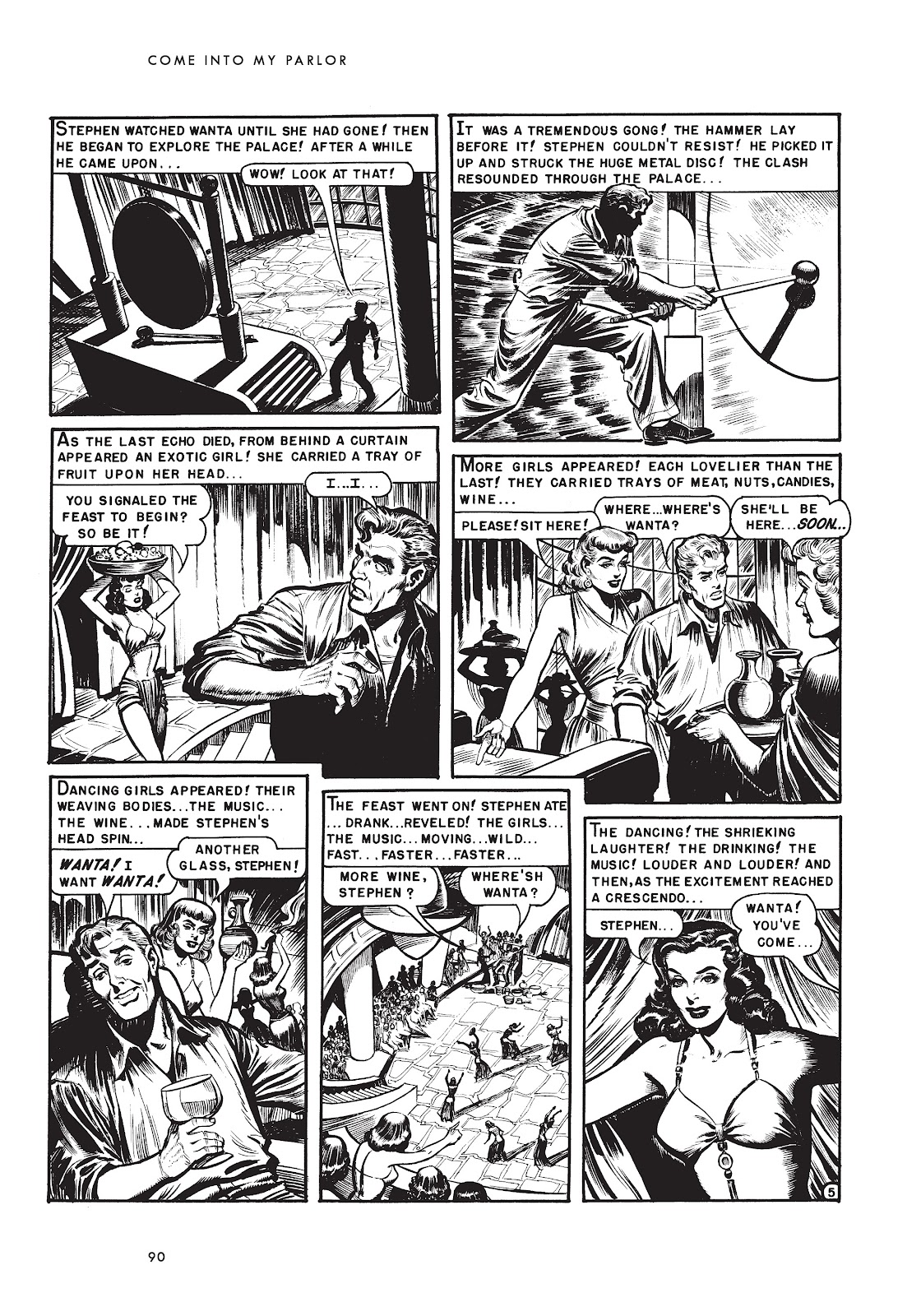 Read online The Martian Monster and Other Stories comic -  Issue # TPB (Part 2) - 5