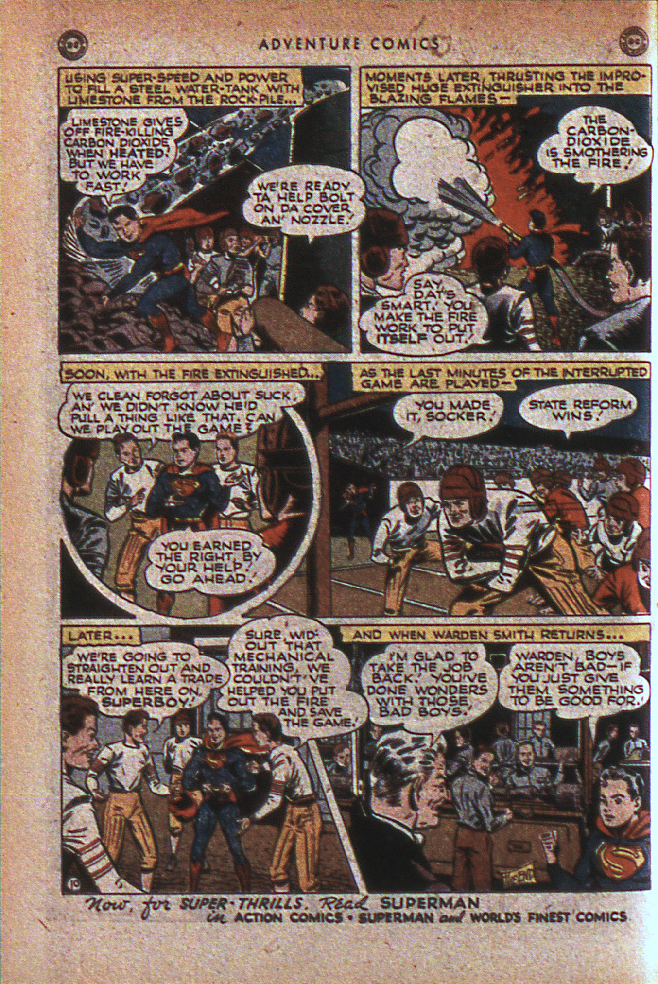 Read online Adventure Comics (1938) comic -  Issue #124 - 13