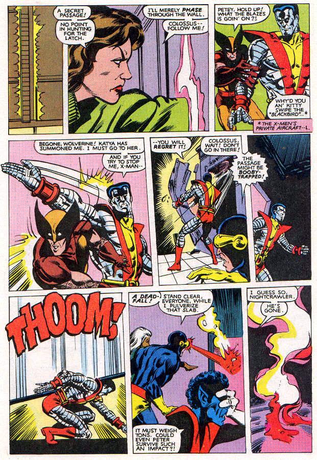 Read online Uncanny X-Men (1963) comic -  Issue # _Annual 6 - 30