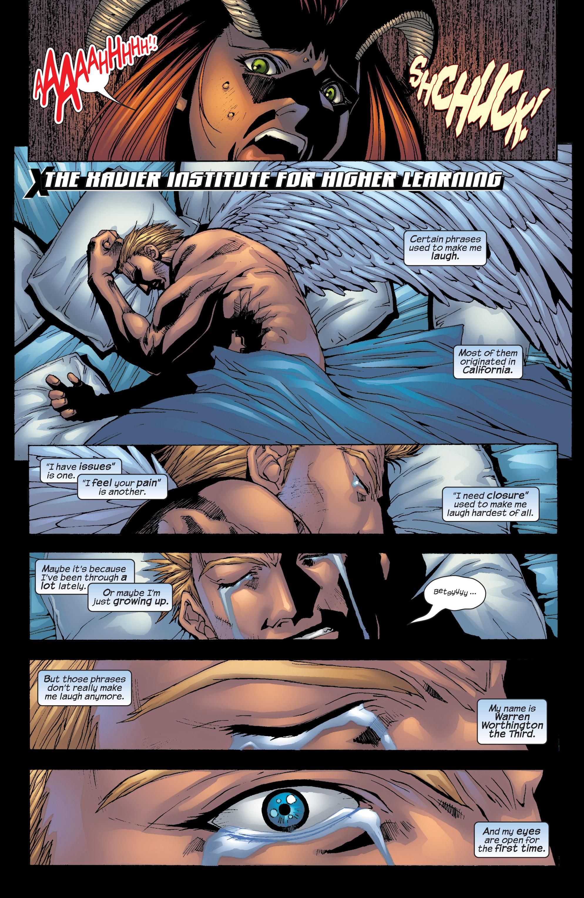 Read online Uncanny X-Men (1963) comic -  Issue #417 - 8
