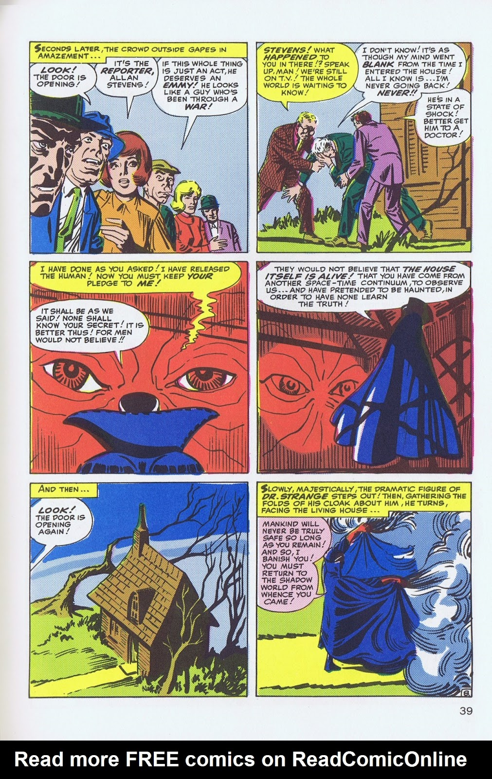 Doctor Strange: Master of the Mystic Arts issue TPB - Page 37