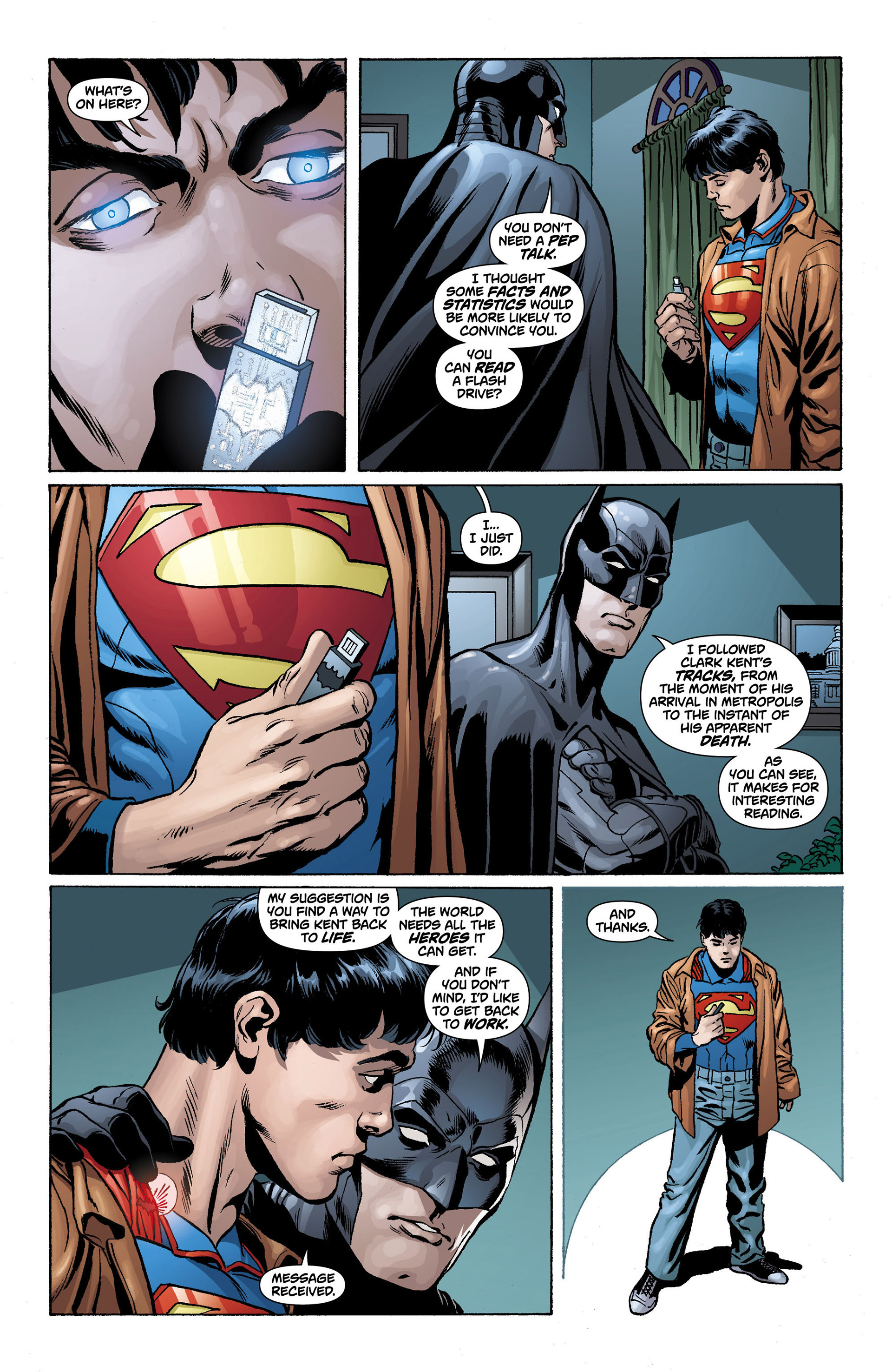 Read online Action Comics (2011) comic -  Issue #12 - 28