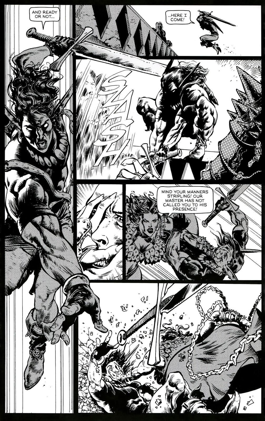 Read online Poison Elves (2013) comic -  Issue #3 - 11