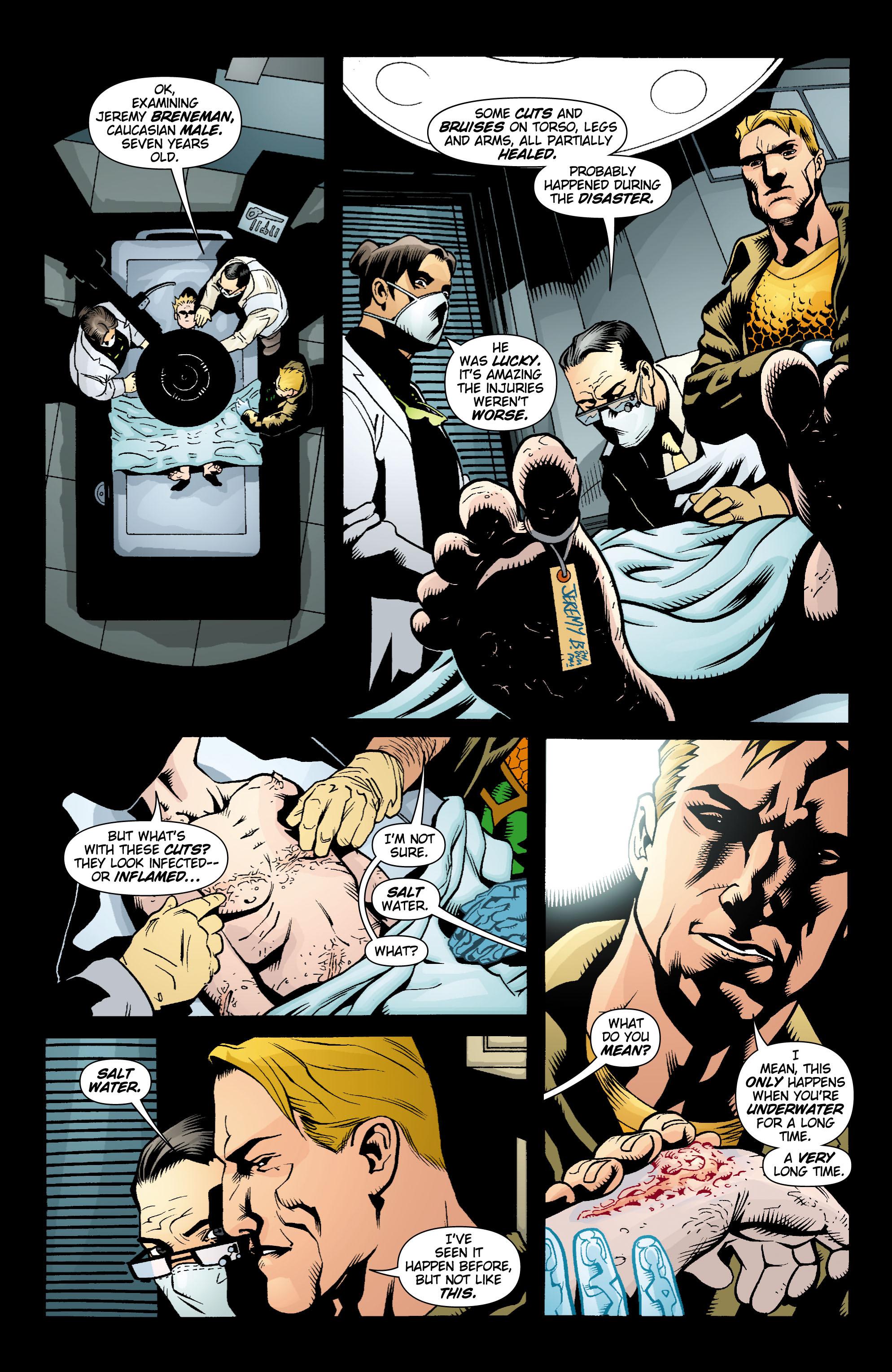 Read online Aquaman (2003) comic -  Issue #15 - 19