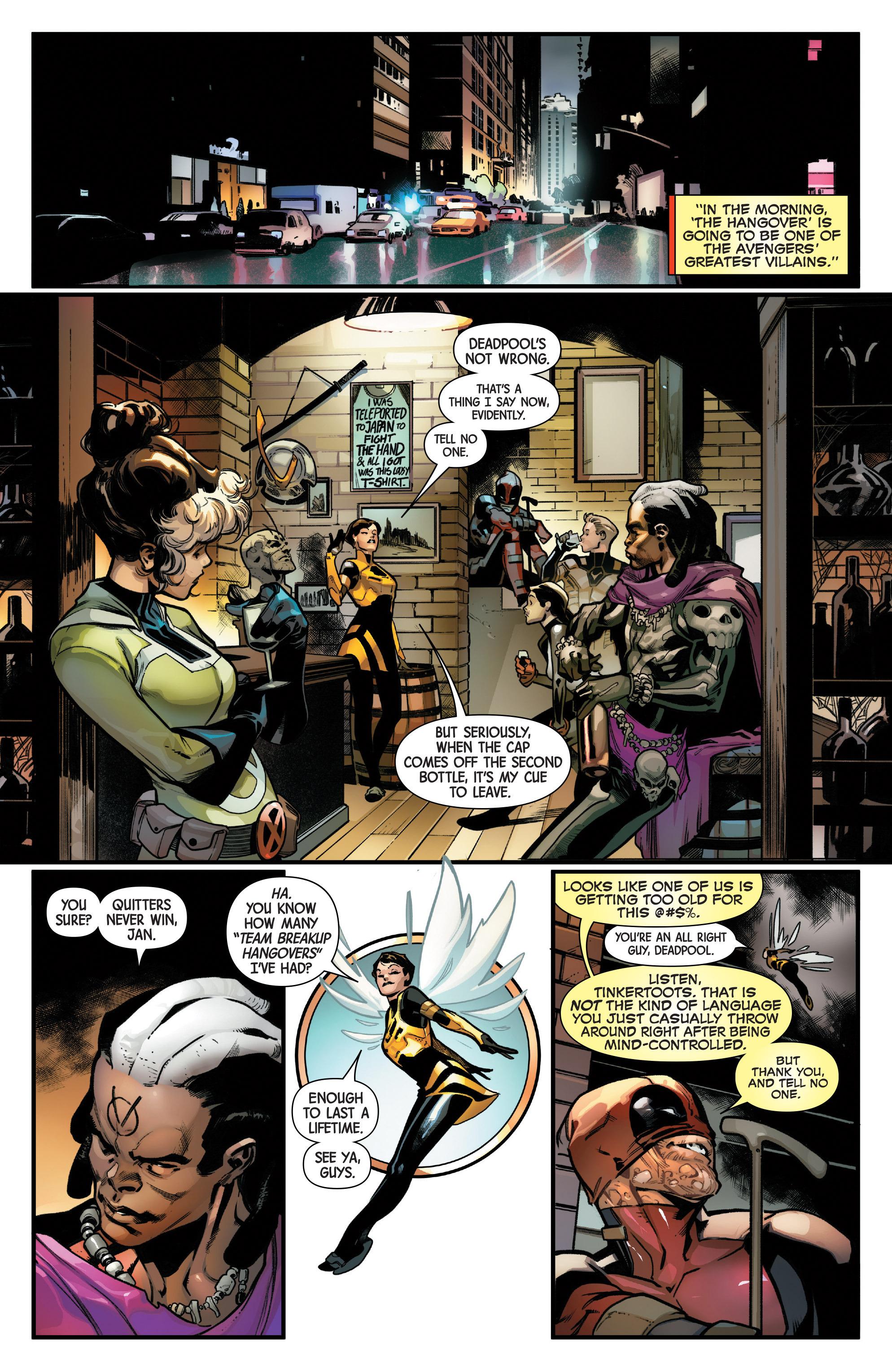Read online Uncanny Avengers [II] comic -  Issue #22 - 14