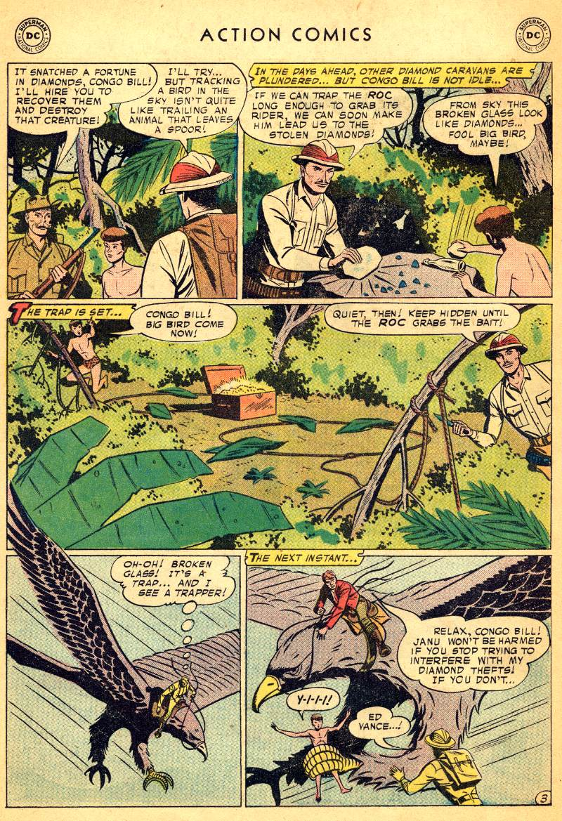 Read online Action Comics (1938) comic -  Issue #244 - 20