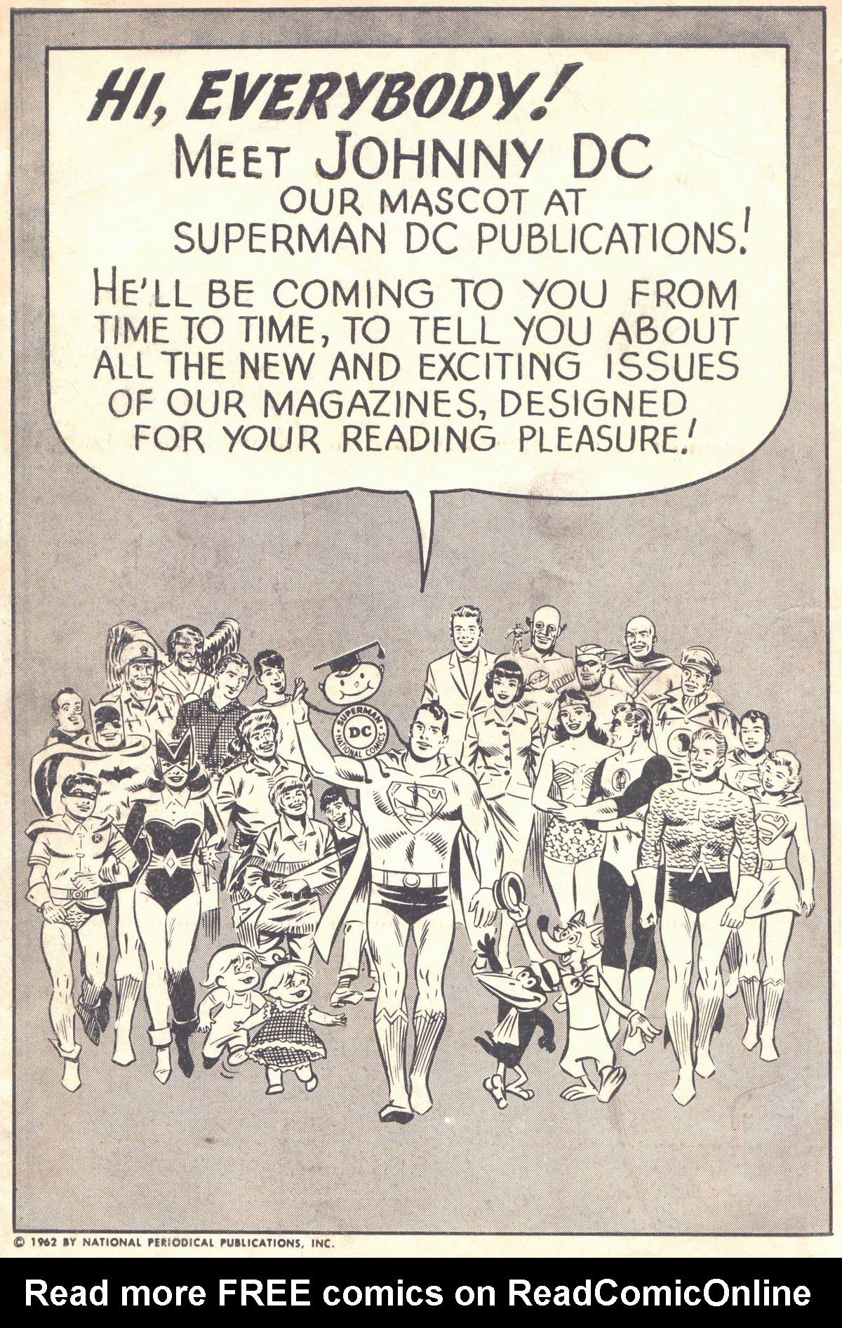 Read online Adventure Comics (1938) comic -  Issue #303 - 2