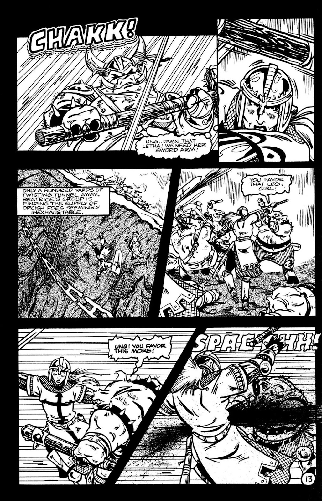 The Realm (1986) issue 9 - Page 15