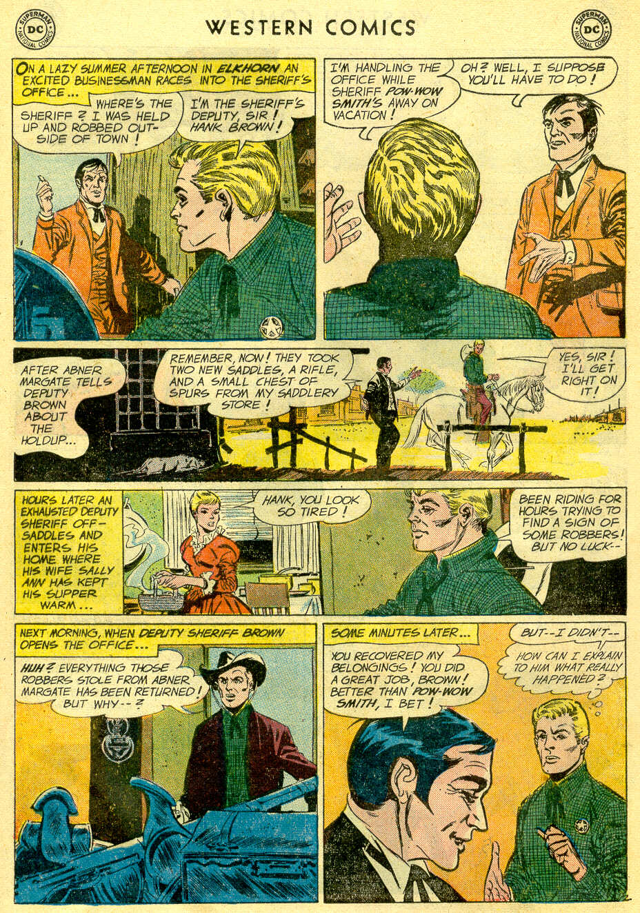Western Comics issue 77 - Page 17