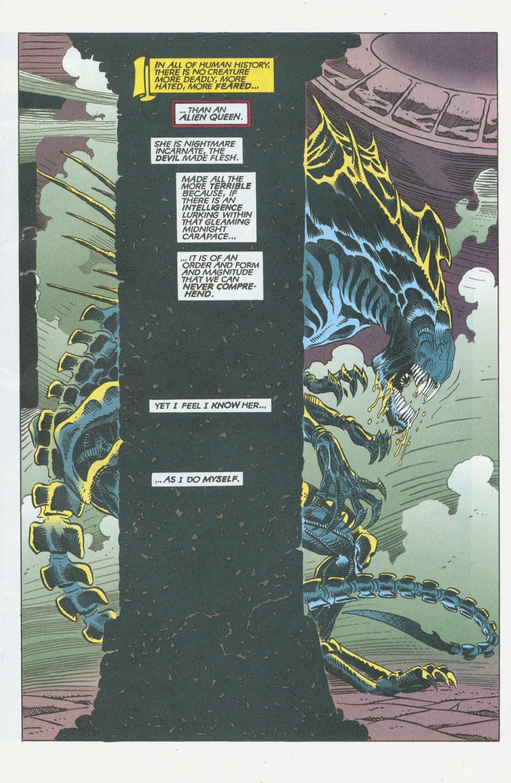 Read online Aliens/Predator: The Deadliest of the Species comic -  Issue #10 - 3