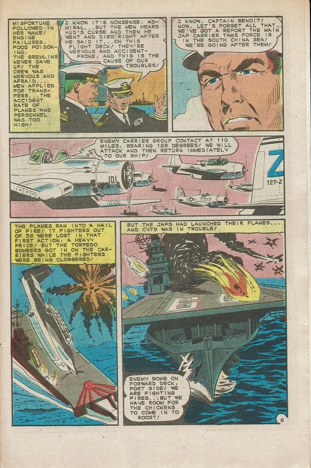 Read online Fightin' Navy comic -  Issue #126 - 31