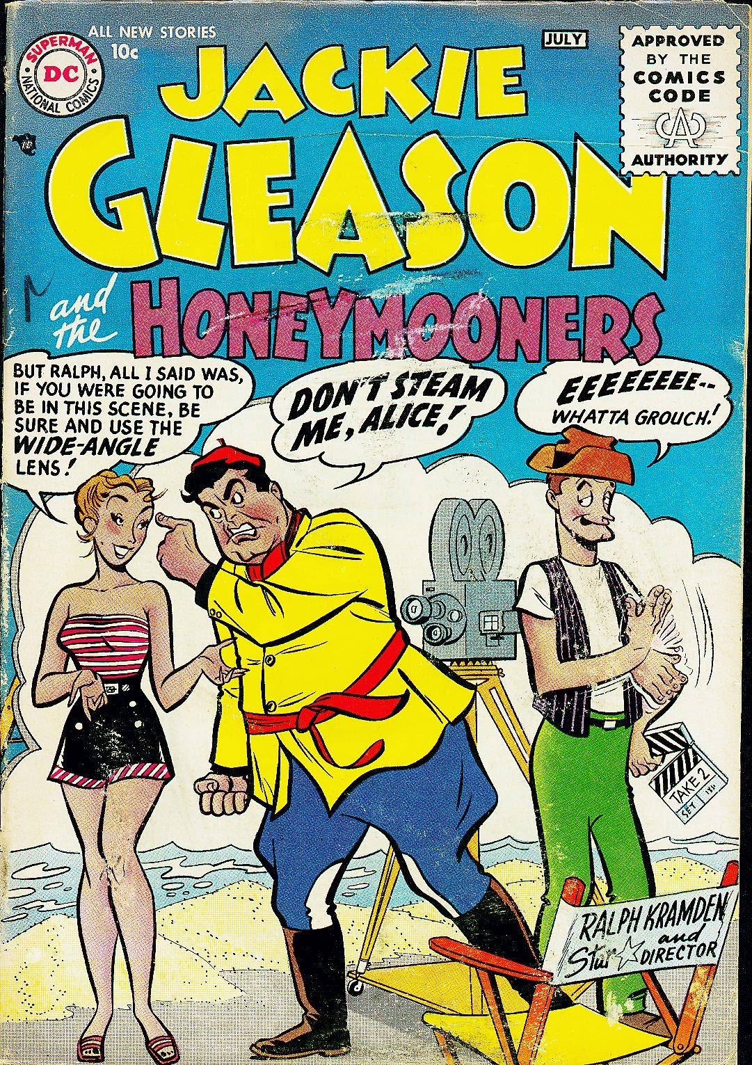 Jackie Gleason and the Honeymooners 1 Page 1