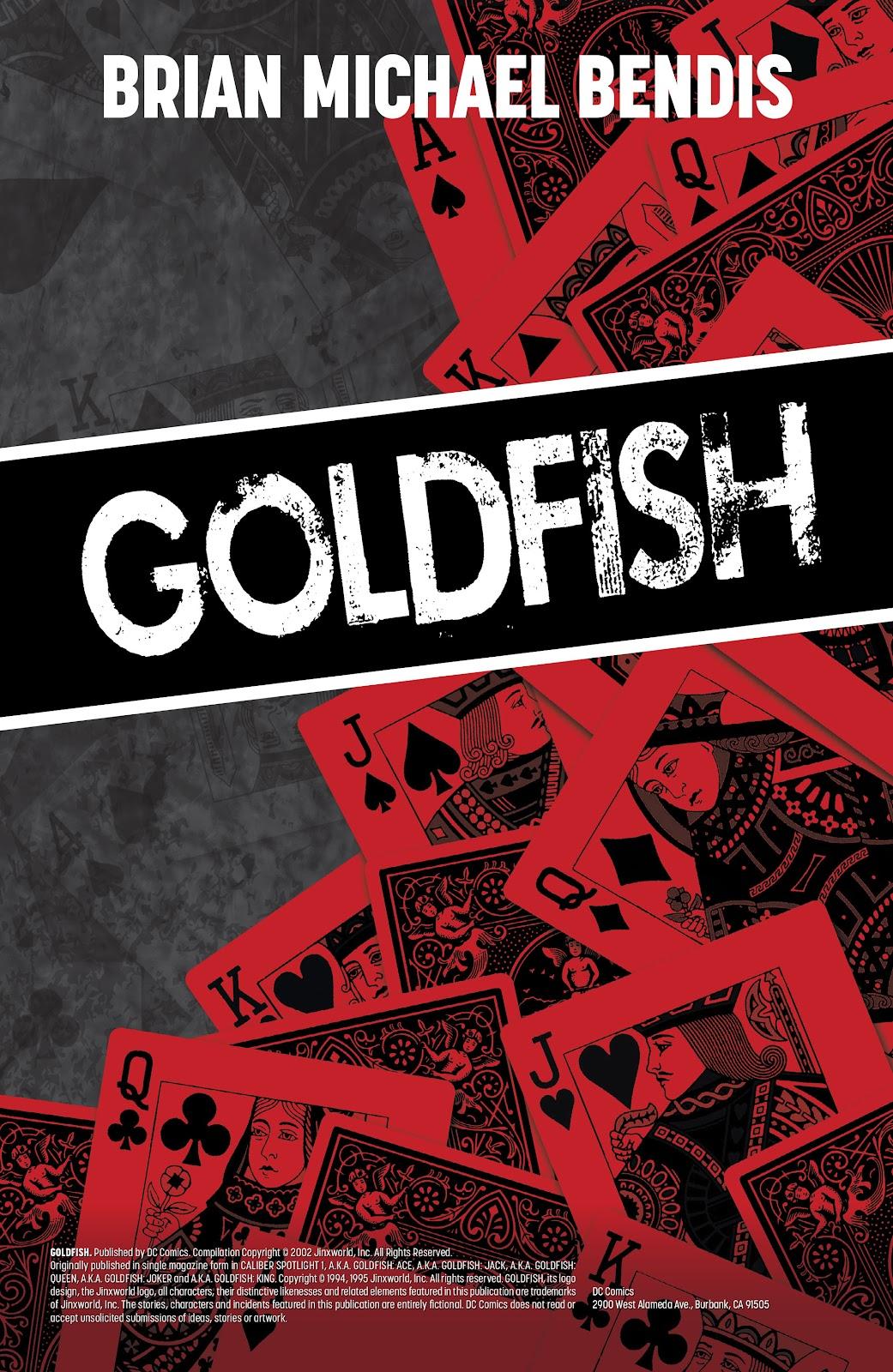Read online Goldfish comic -  Issue # TPB (Part 1) - 2