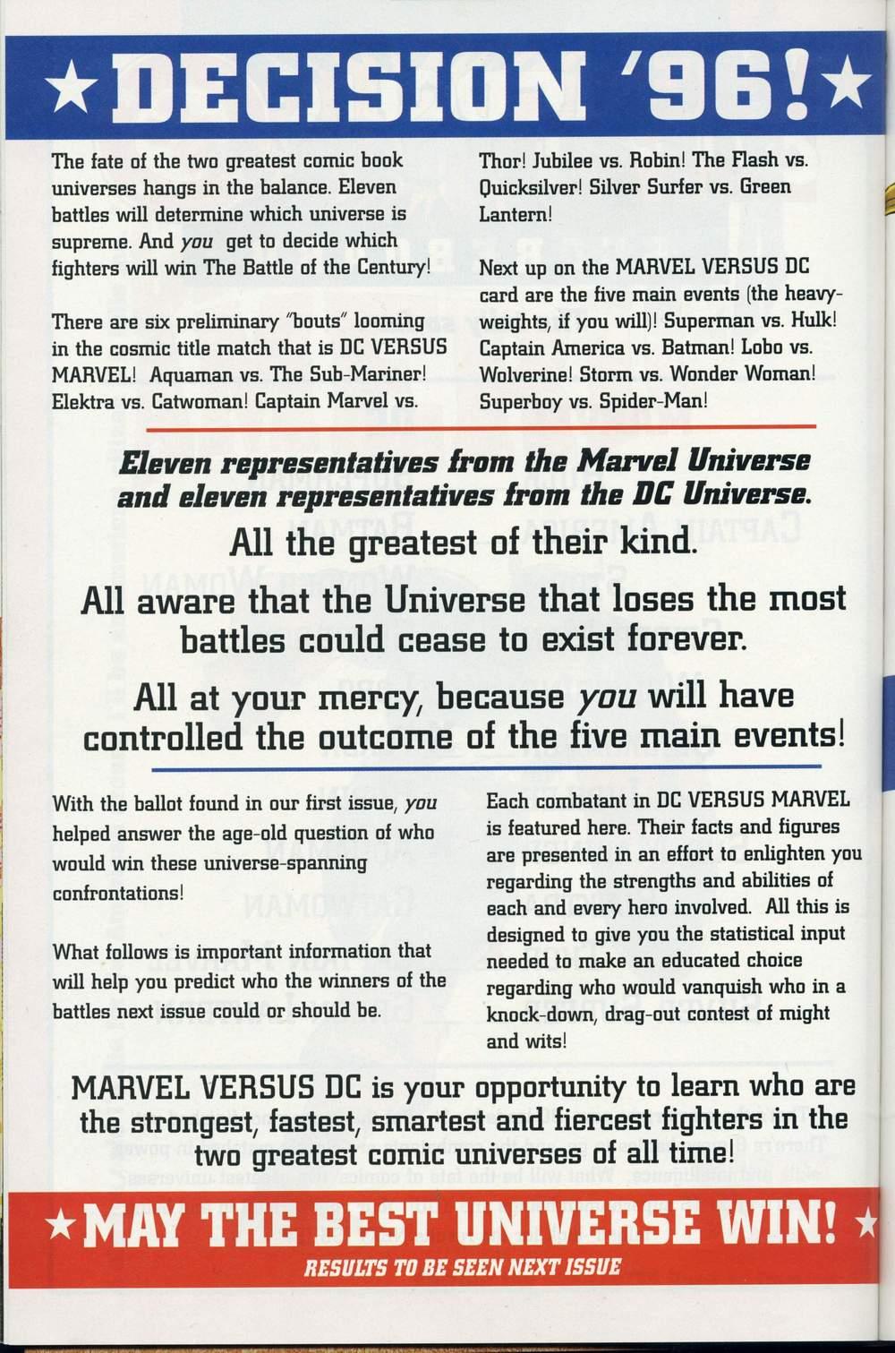 Read online DC Versus Marvel Comics comic -  Issue #2 - 35