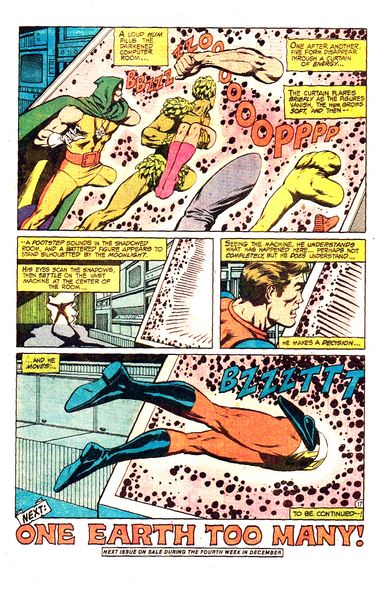 Read online Secret Society of Super-Villains comic -  Issue #12 - 31