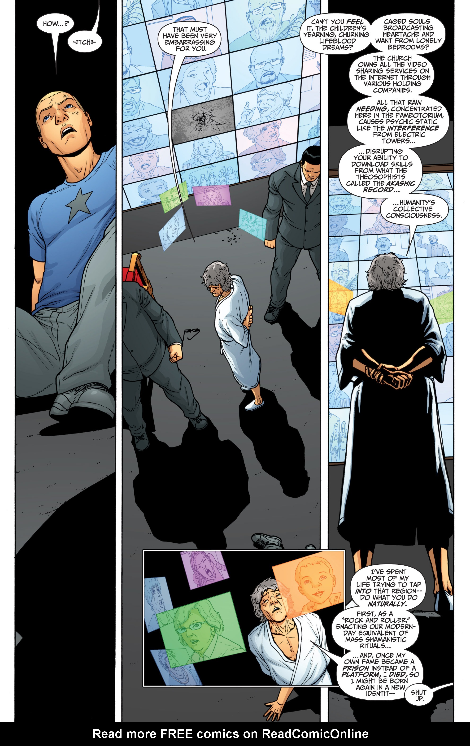 Read online Archer and Armstrong comic -  Issue #Archer and Armstrong _TPB 6 - 16