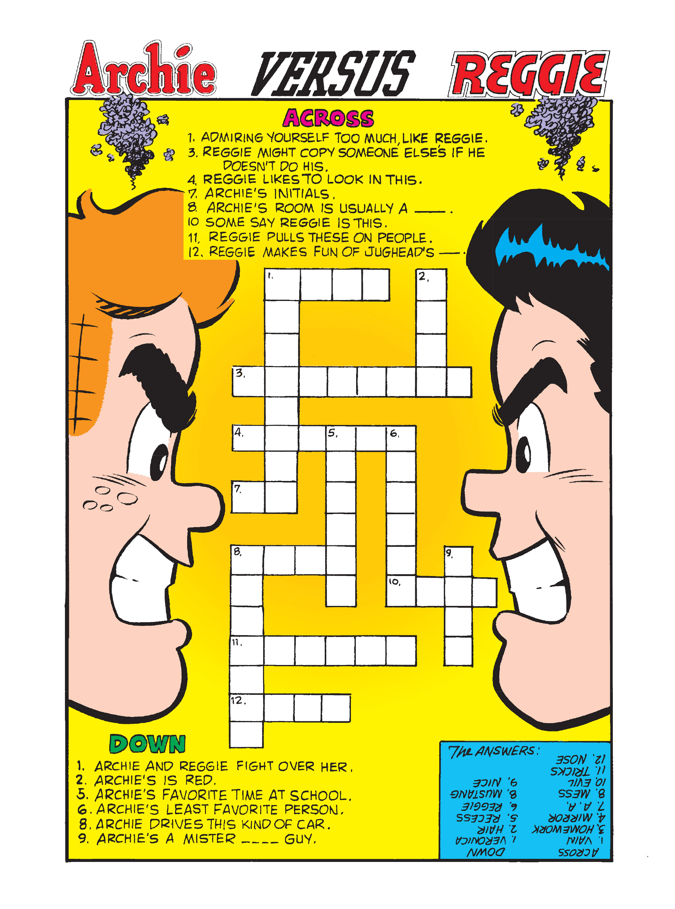 Read online Archie's Funhouse Double Digest comic -  Issue #10 - 124