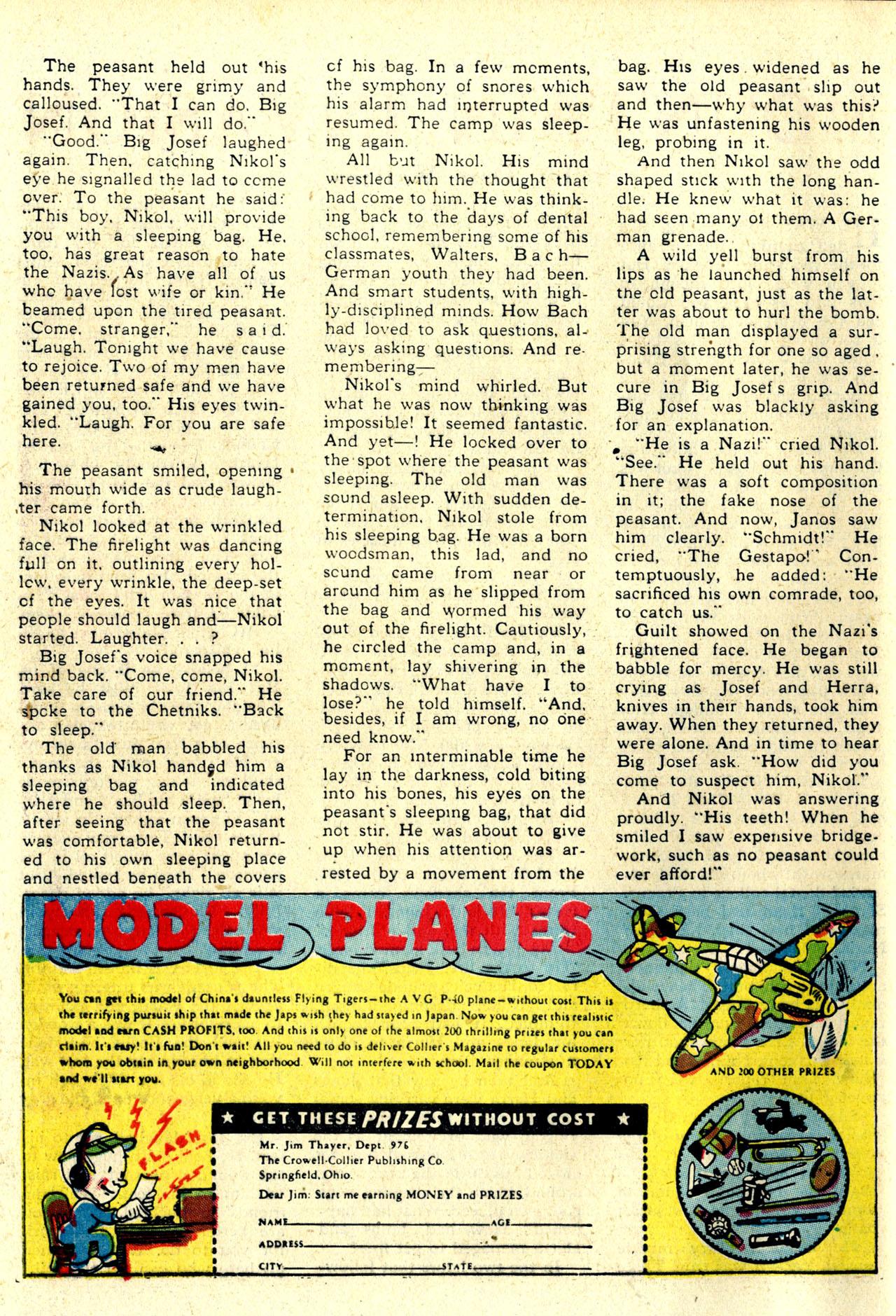 Read online Detective Comics (1937) comic -  Issue #76 - 50
