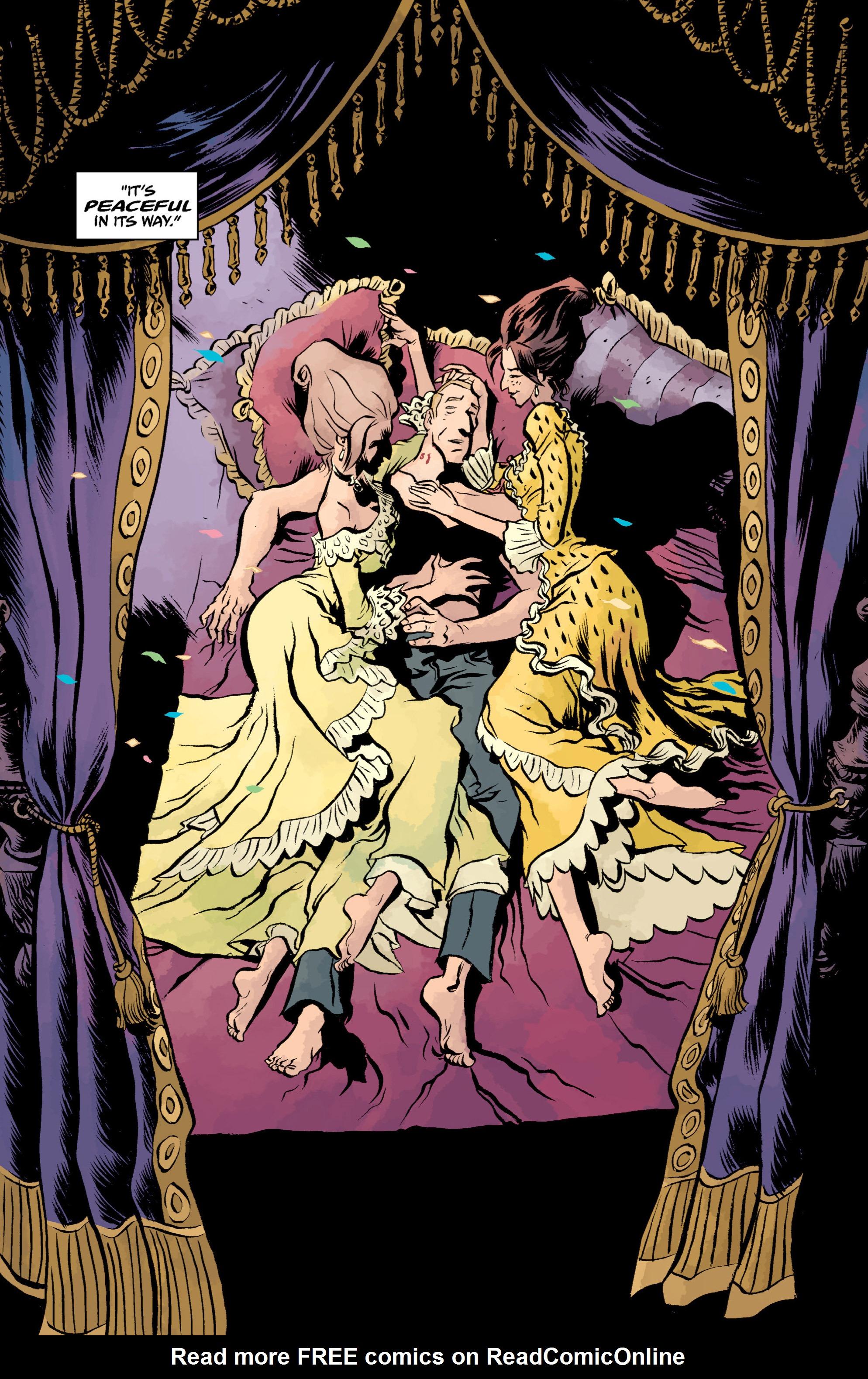 Read online B.P.R.D. (2003) comic -  Issue # TPB 13 - 101