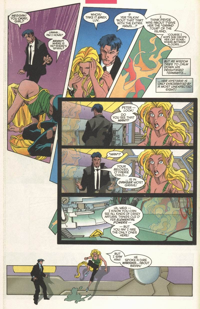 Excalibur (1988) issue 109 - Page 9