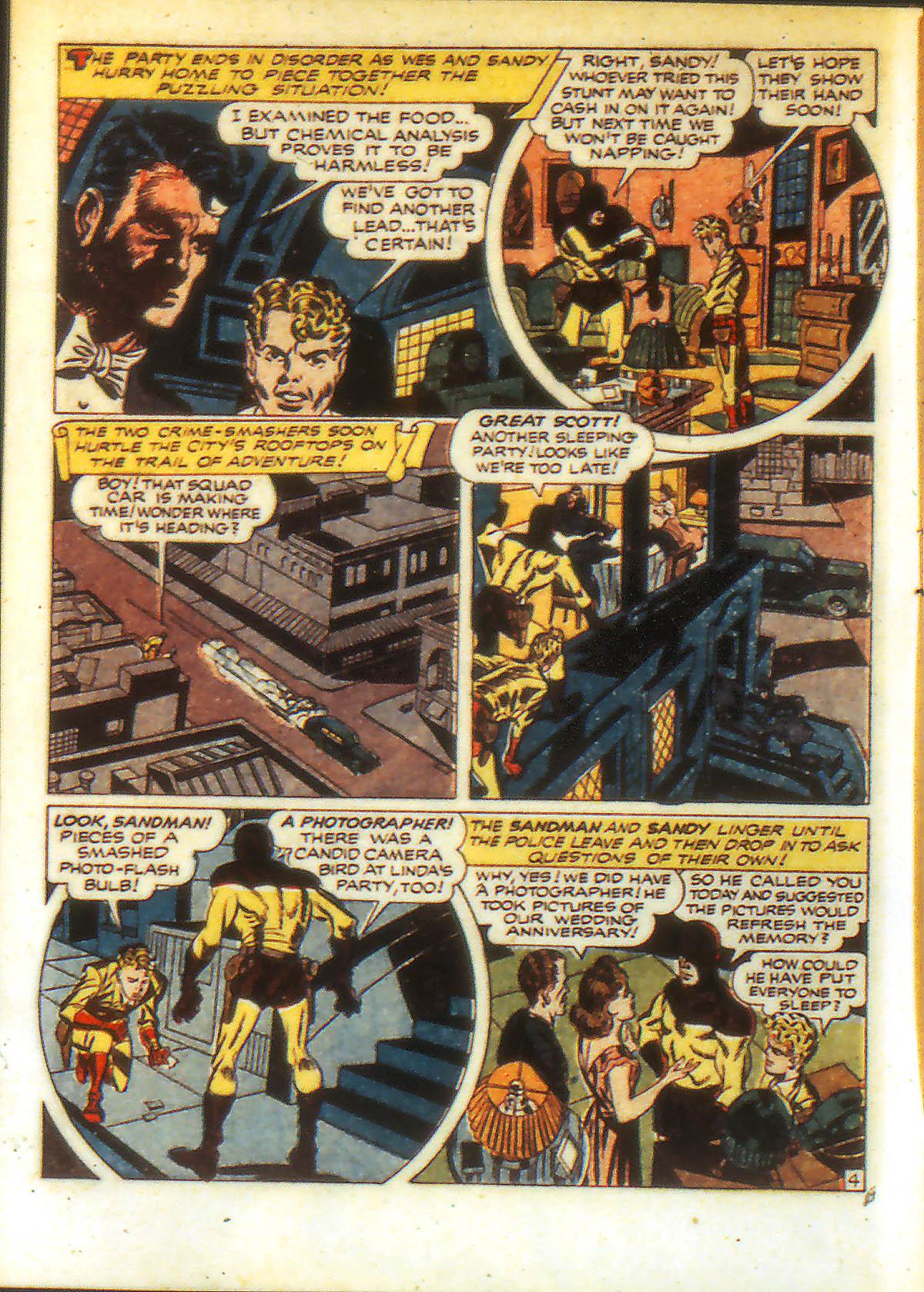 Read online Adventure Comics (1938) comic -  Issue #90 - 6