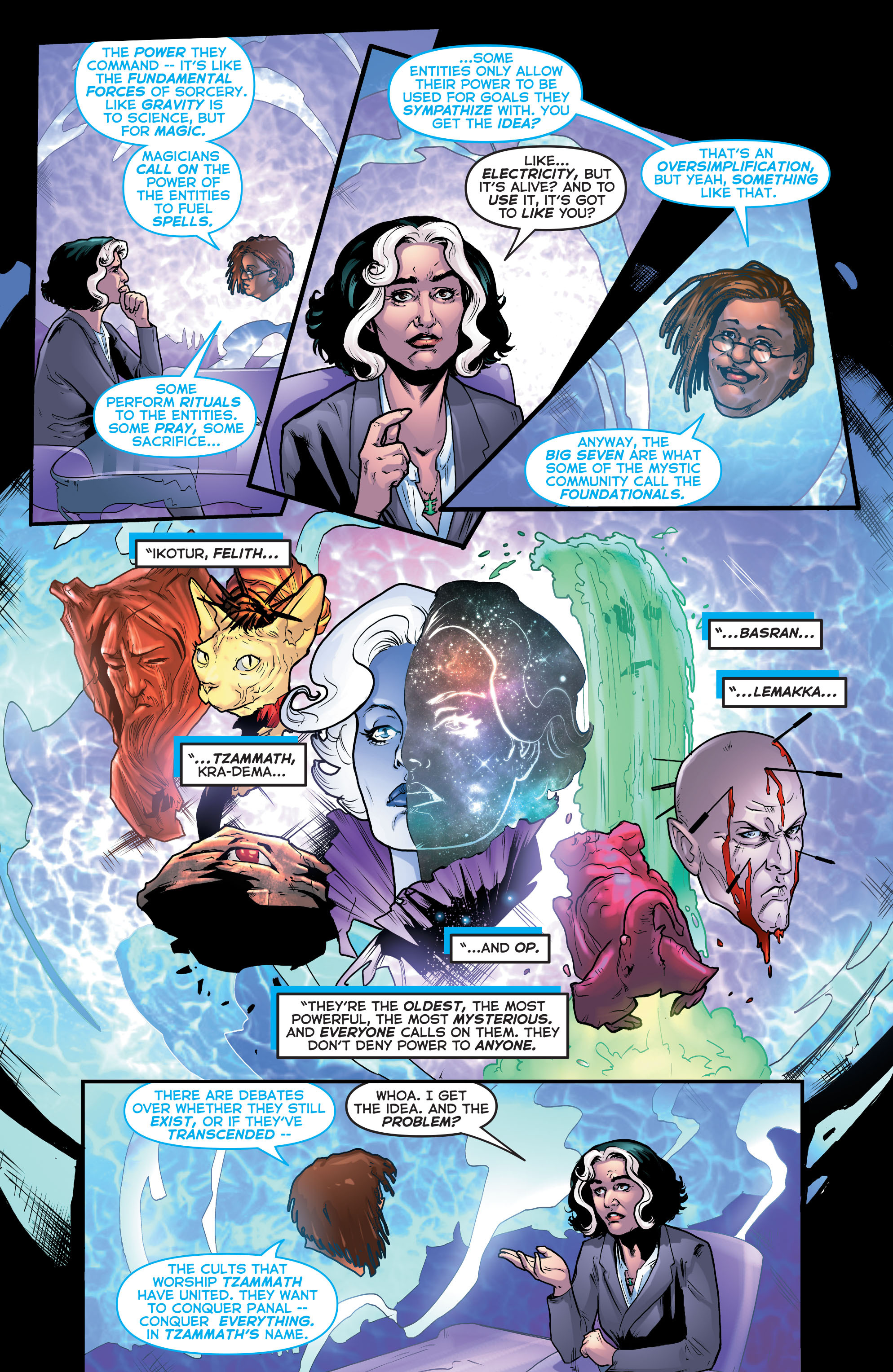 Read online Astro City comic -  Issue #40 - 13