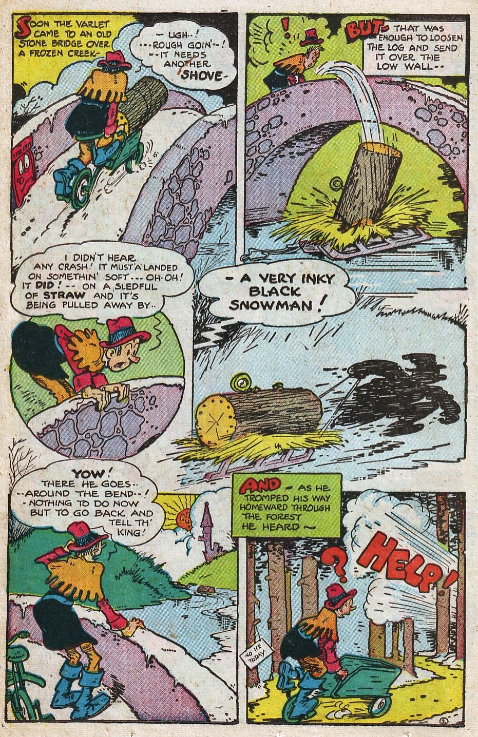 Jingle Jangle Comics issue 42 - Page 22
