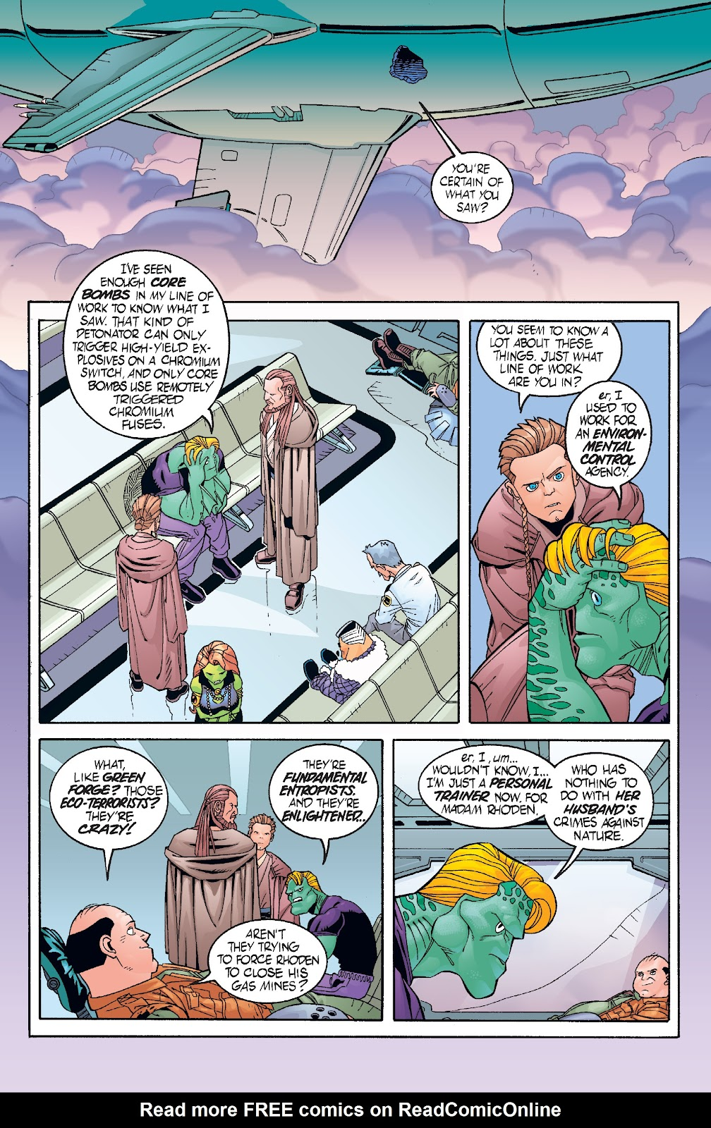 Read online Star Wars Legends: Rise of the Sith - Epic Collection comic -  Issue # TPB 1 (Part 3) - 49