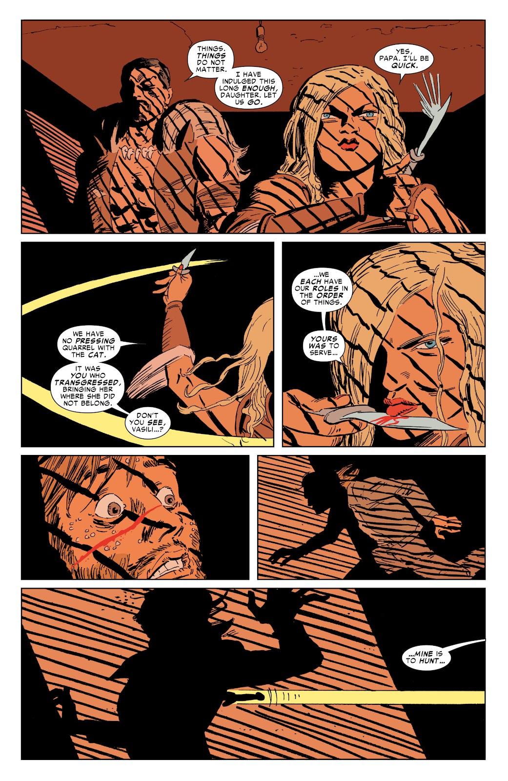 Amazing Spider-Man Presents: Black Cat Issue #4 #4 - English 22